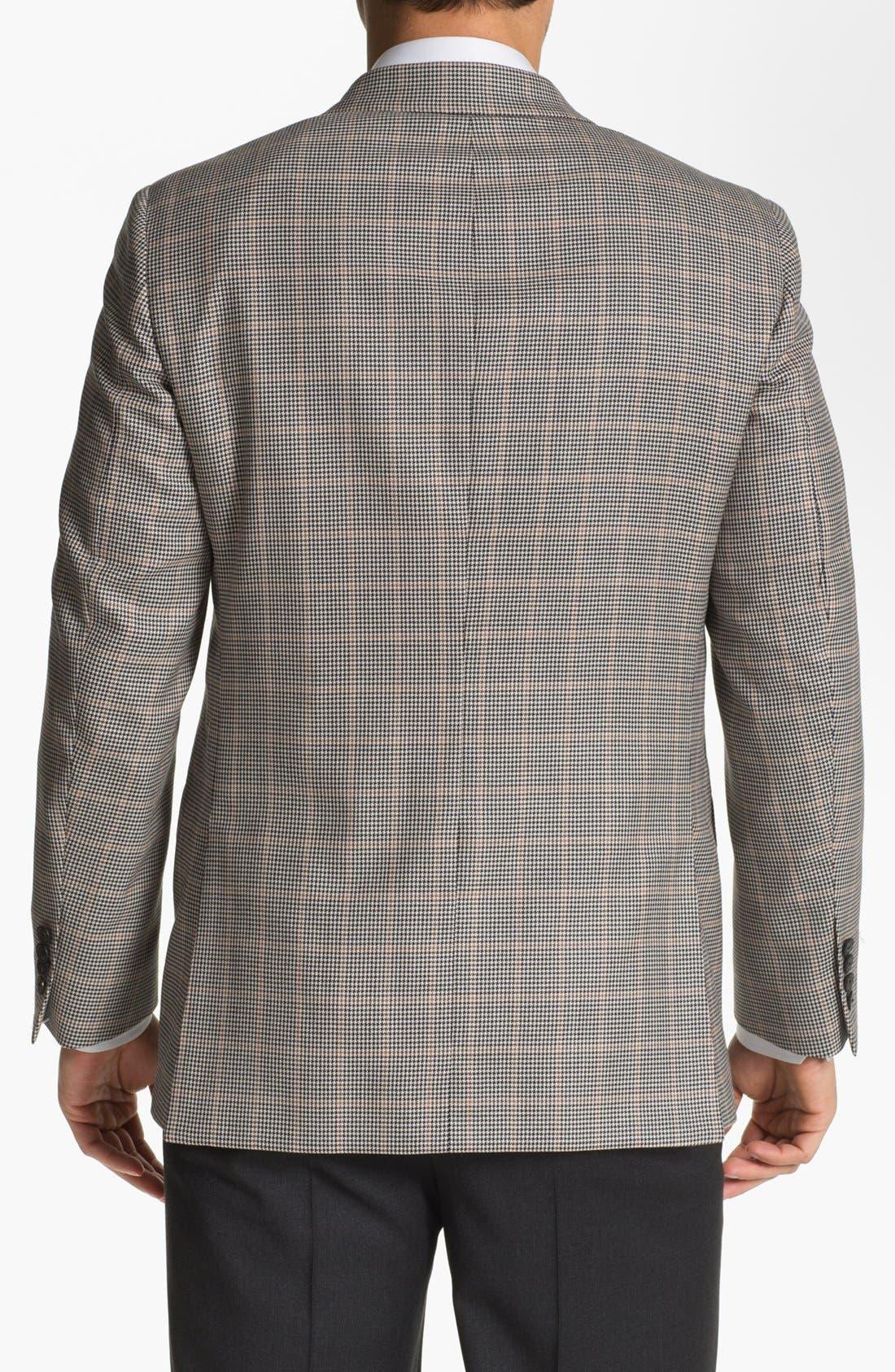 Alternate Image 2  - Samuelsohn Windowpane Sportcoat