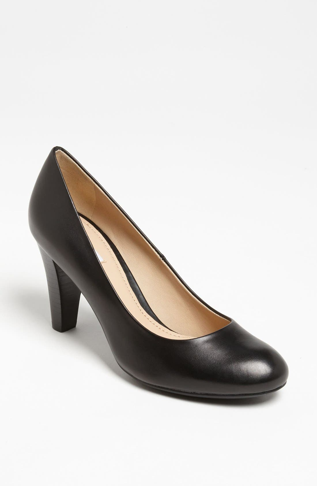 Alternate Image 1 Selected - Geox Leather Pump