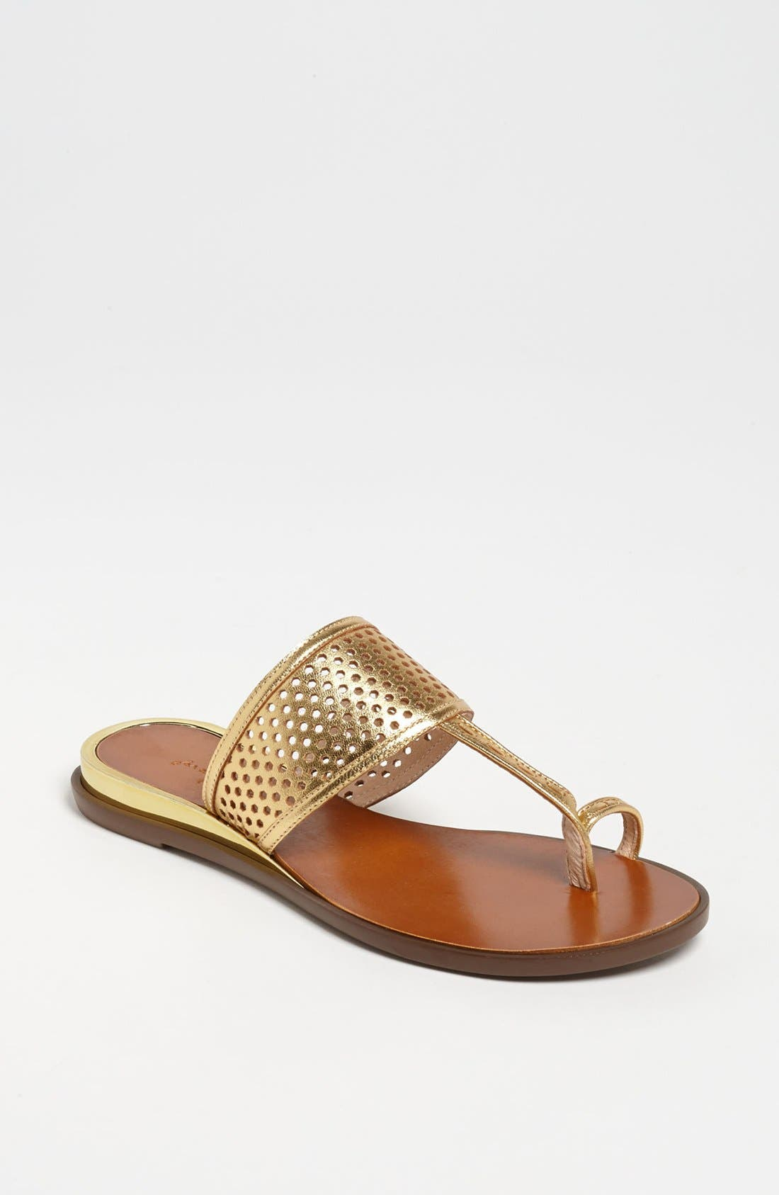 Main Image - 7 For All Mankind® 'Makenna' Toe Loop Sandal (Online Only)