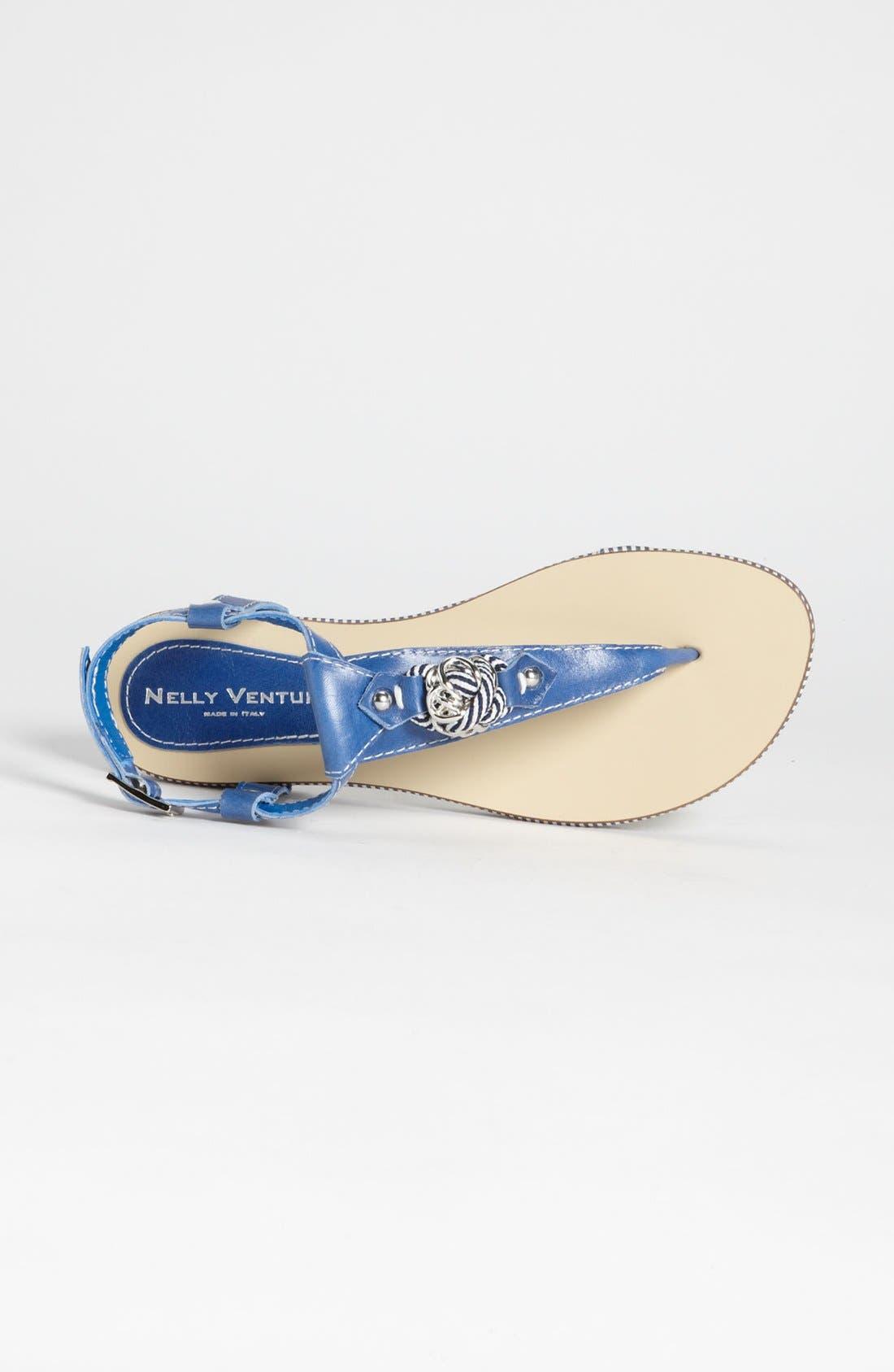Alternate Image 3  - Nelly Venturi Thong Sandal