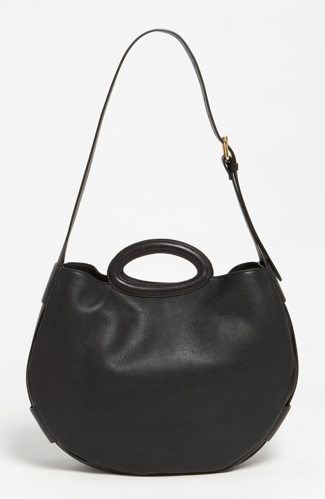Alternate Image 4  - Marni 'Balloon - Medium' Leather Crossbody Bag