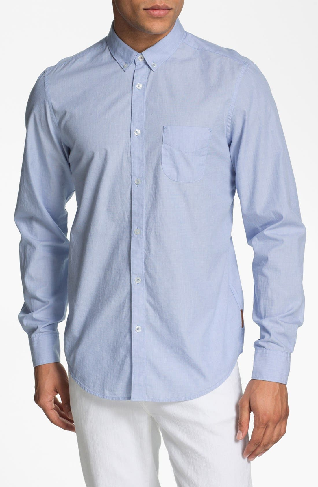 Alternate Image 1 Selected - Ben Sherman Mod Fit Sport Shirt
