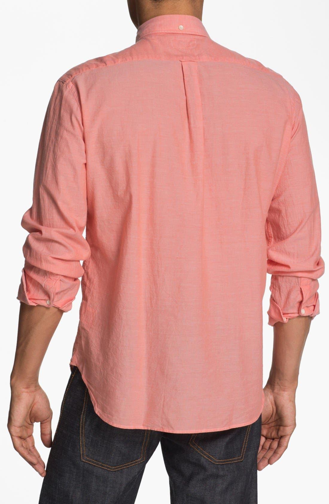 Alternate Image 2  - Gant Rugger Woven Shirt