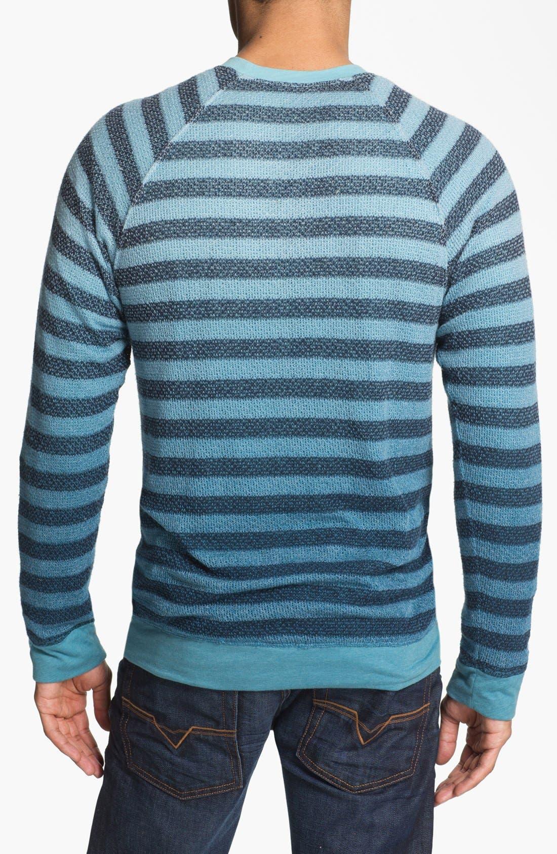 Alternate Image 3  - Gypsy 05 Reversible Crewneck Sweater