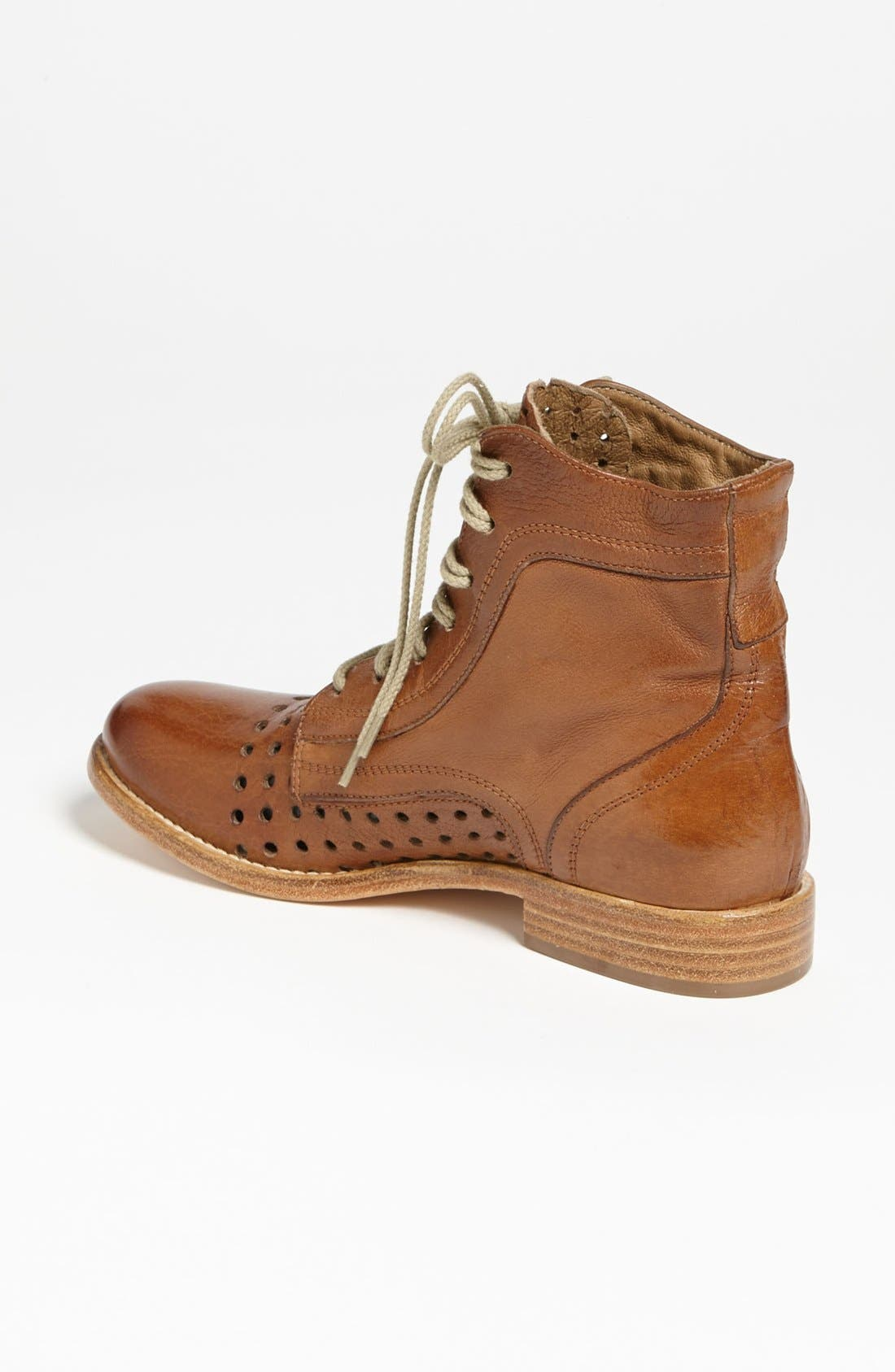 Alternate Image 4  - Giove Lace-Up Ankle Boot