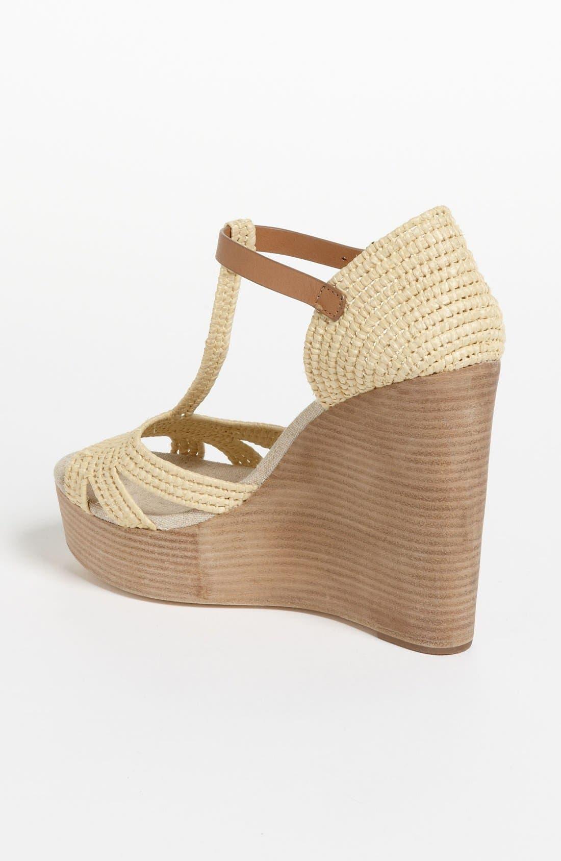 Alternate Image 2  - Tory Burch 'Carina' Wedge Sandal