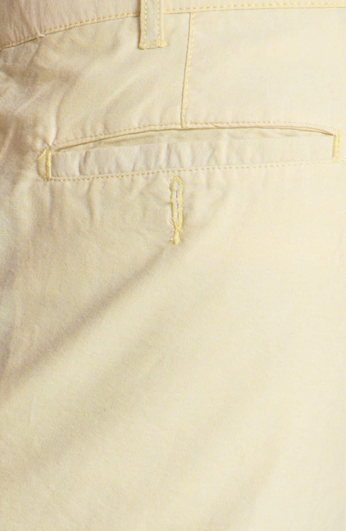 Alternate Image 3  - 1901 Oxford Shorts