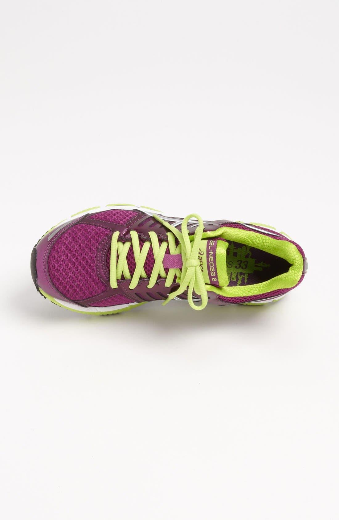 Alternate Image 3  - ASICS® 'GEL-Neo 33 2' Running Shoe (Women)