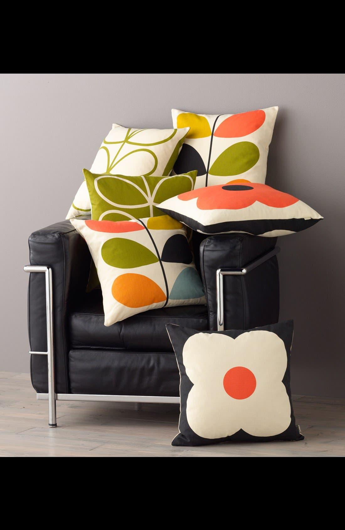 Alternate Image 2  - Orla Kiely 'Multi Stem' Pillow