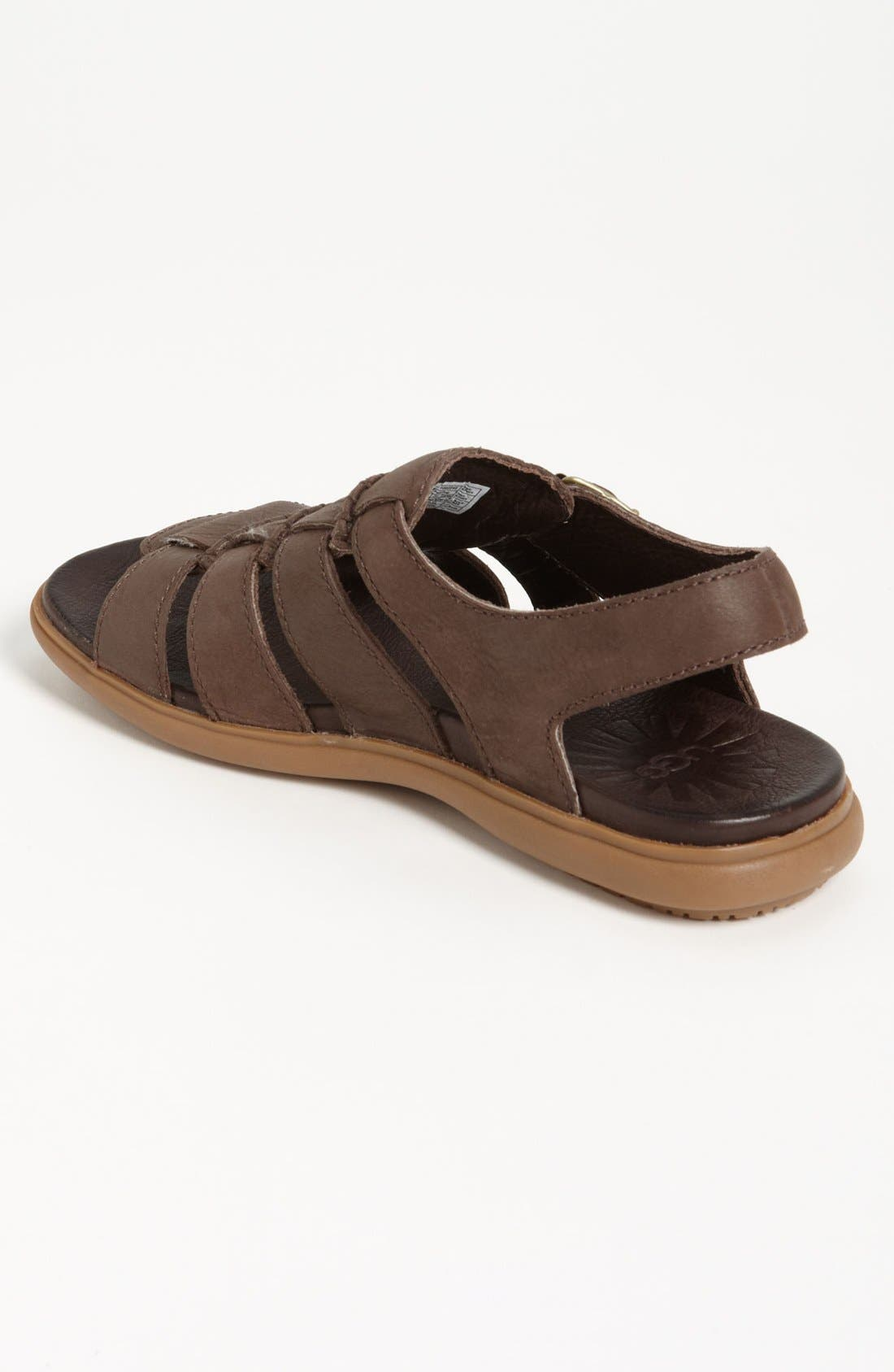 Alternate Image 2  - UGG® Australia 'Roitman' Sandal (Men)
