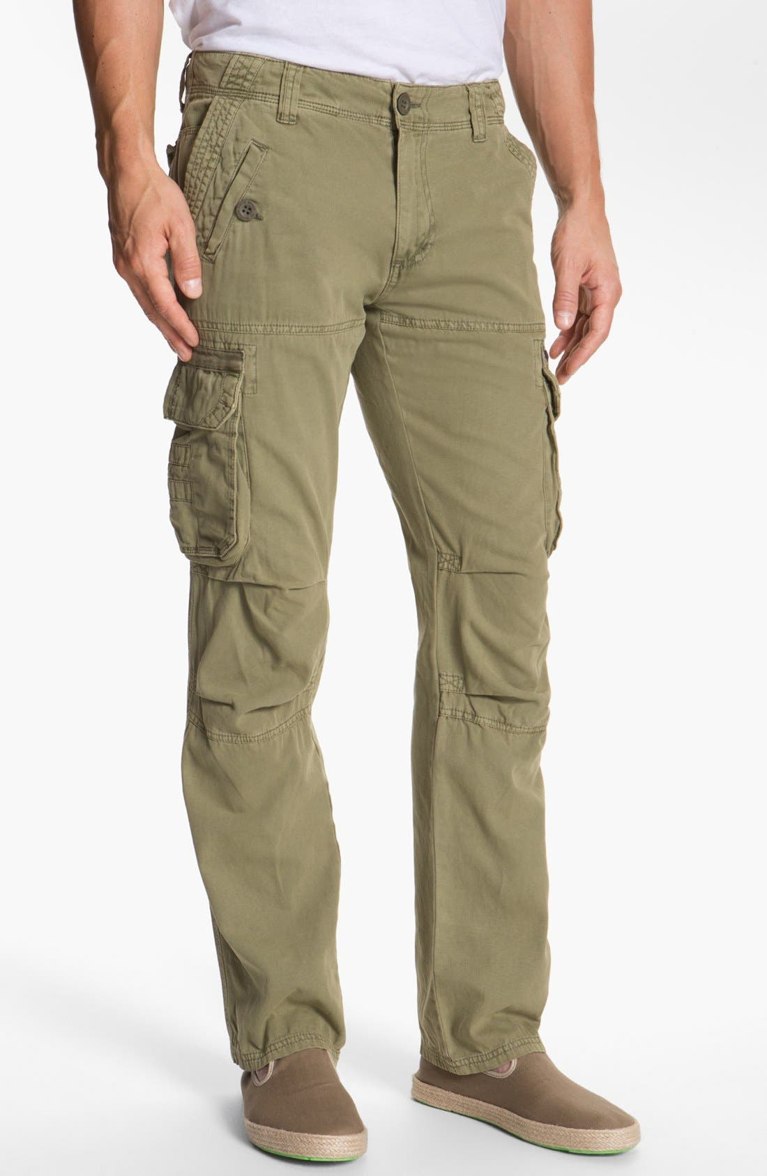Alternate Image 1 Selected - Buffalo Jeans 'Frank' Cargo Pants
