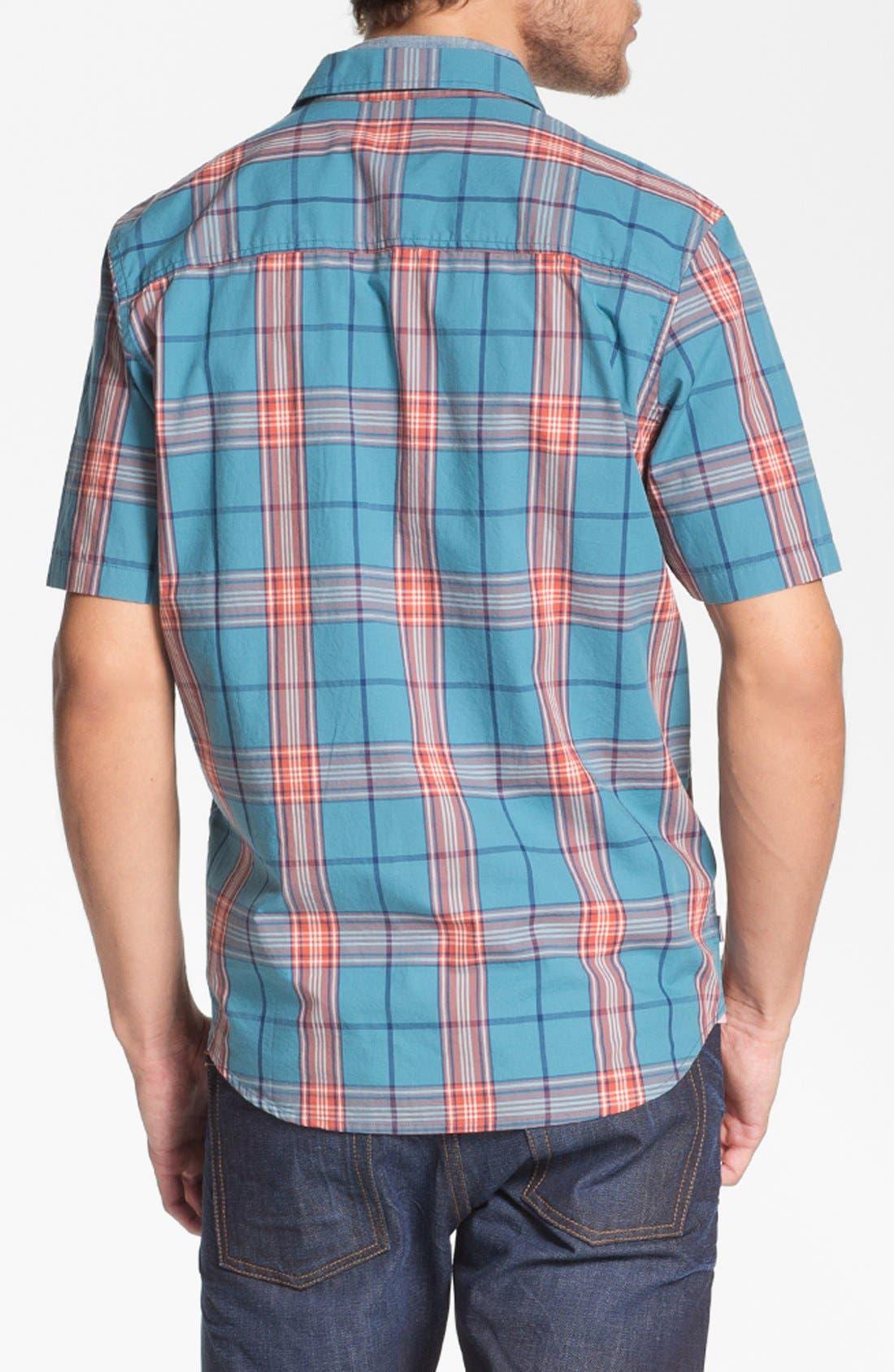 Alternate Image 2  - Jack O'Neill 'Wellness' Short Sleeve Sport Shirt