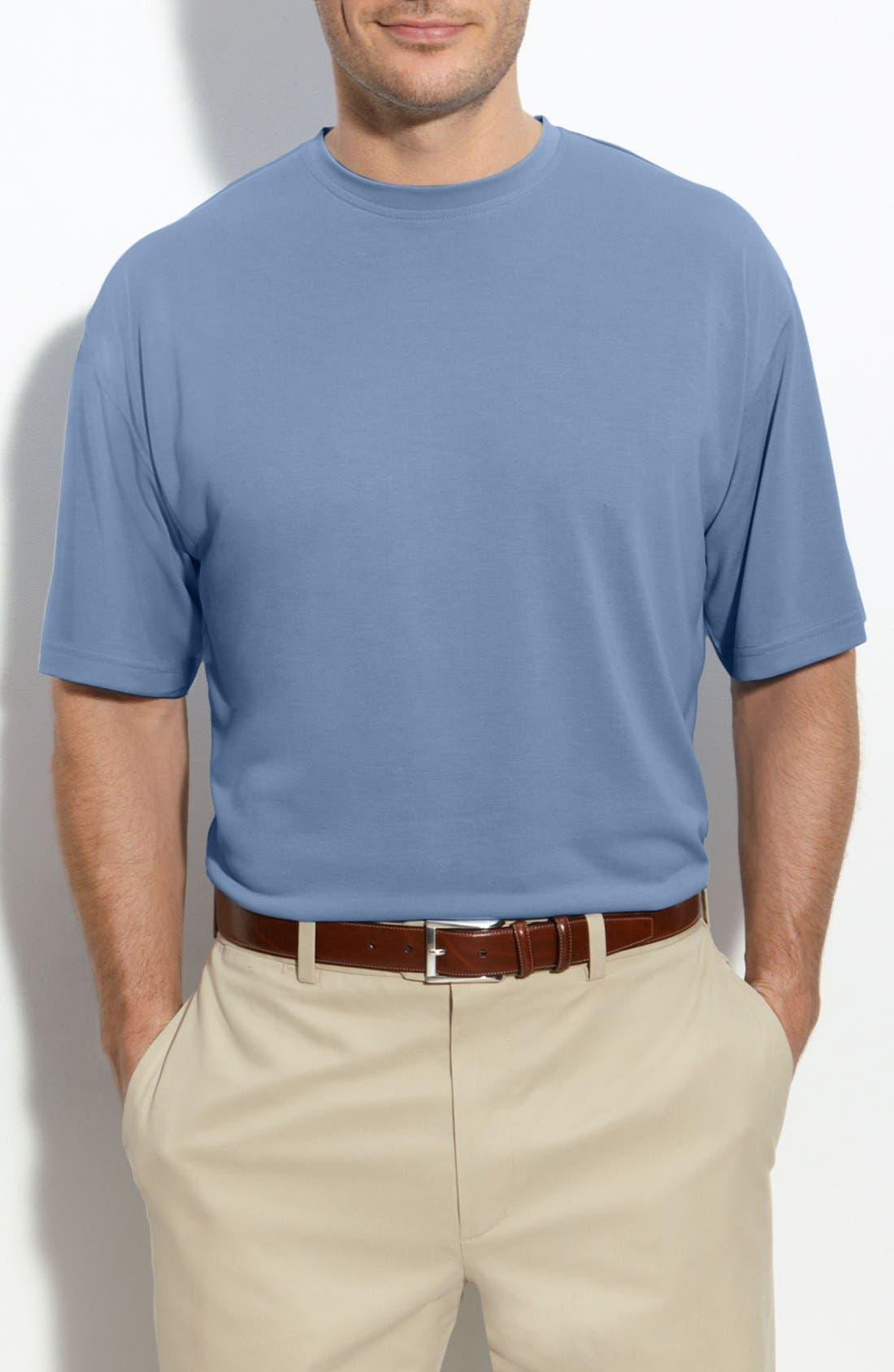 Alternate Image 1 Selected - Burma Bibas Polynosic Knit T-Shirt