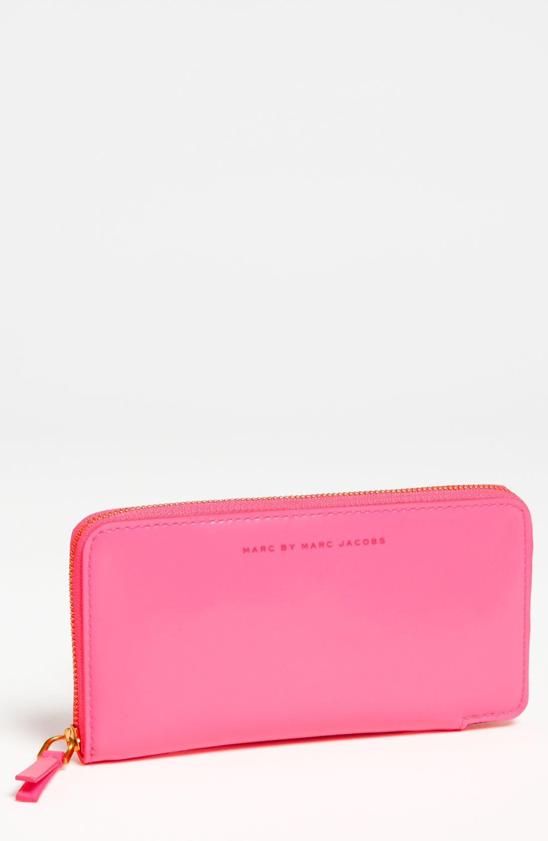 Alternate Image 1 Selected - MARC BY MARC JACOBS 'It's Back' Zip Around Wallet