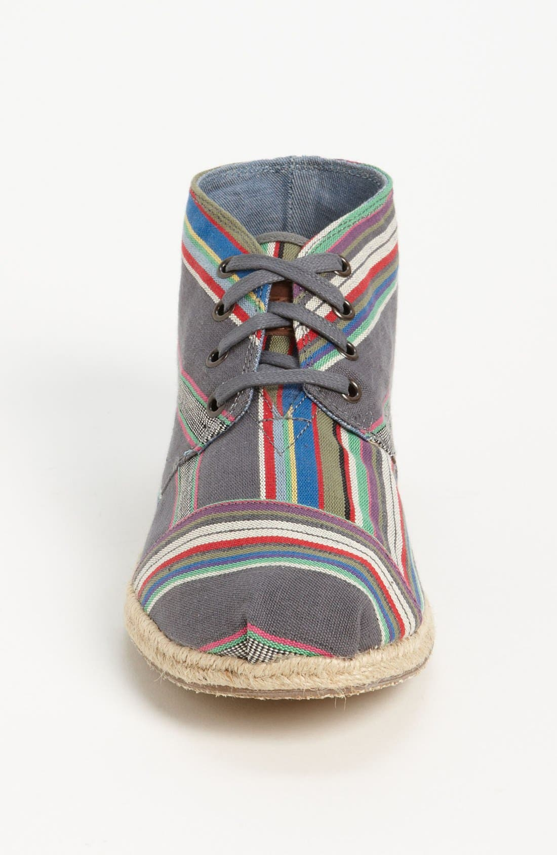 Alternate Image 3  - TOMS 'Botas - Desert' Denim Chukka Boot (Men)