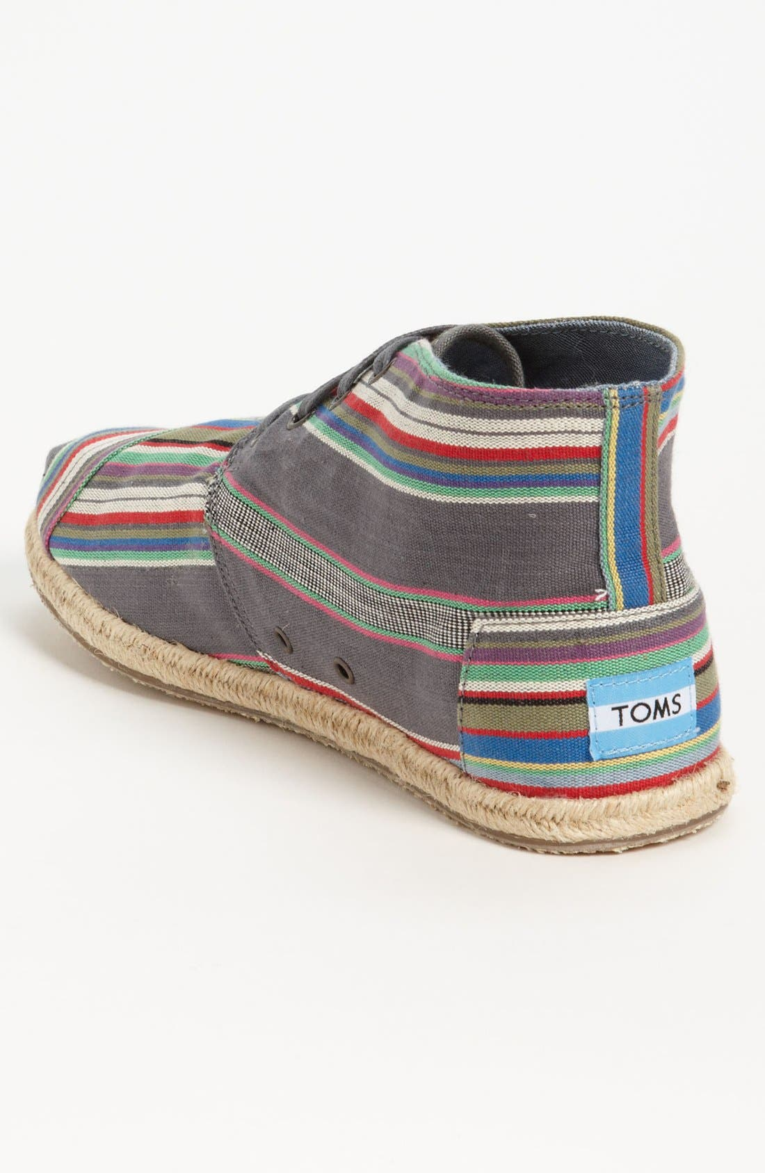 Alternate Image 2  - TOMS 'Botas - Desert' Denim Chukka Boot (Men)