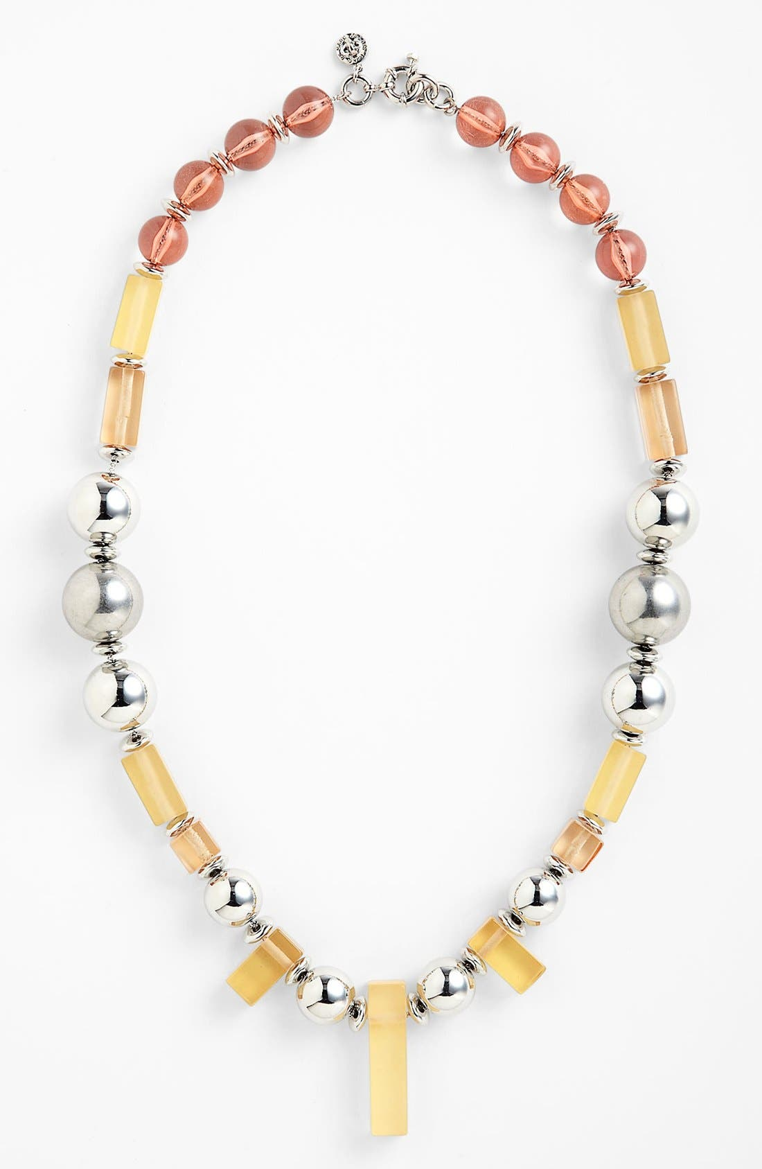 Main Image - MARC BY MARC JACOBS 'Ball & Chains' Beaded Necklace