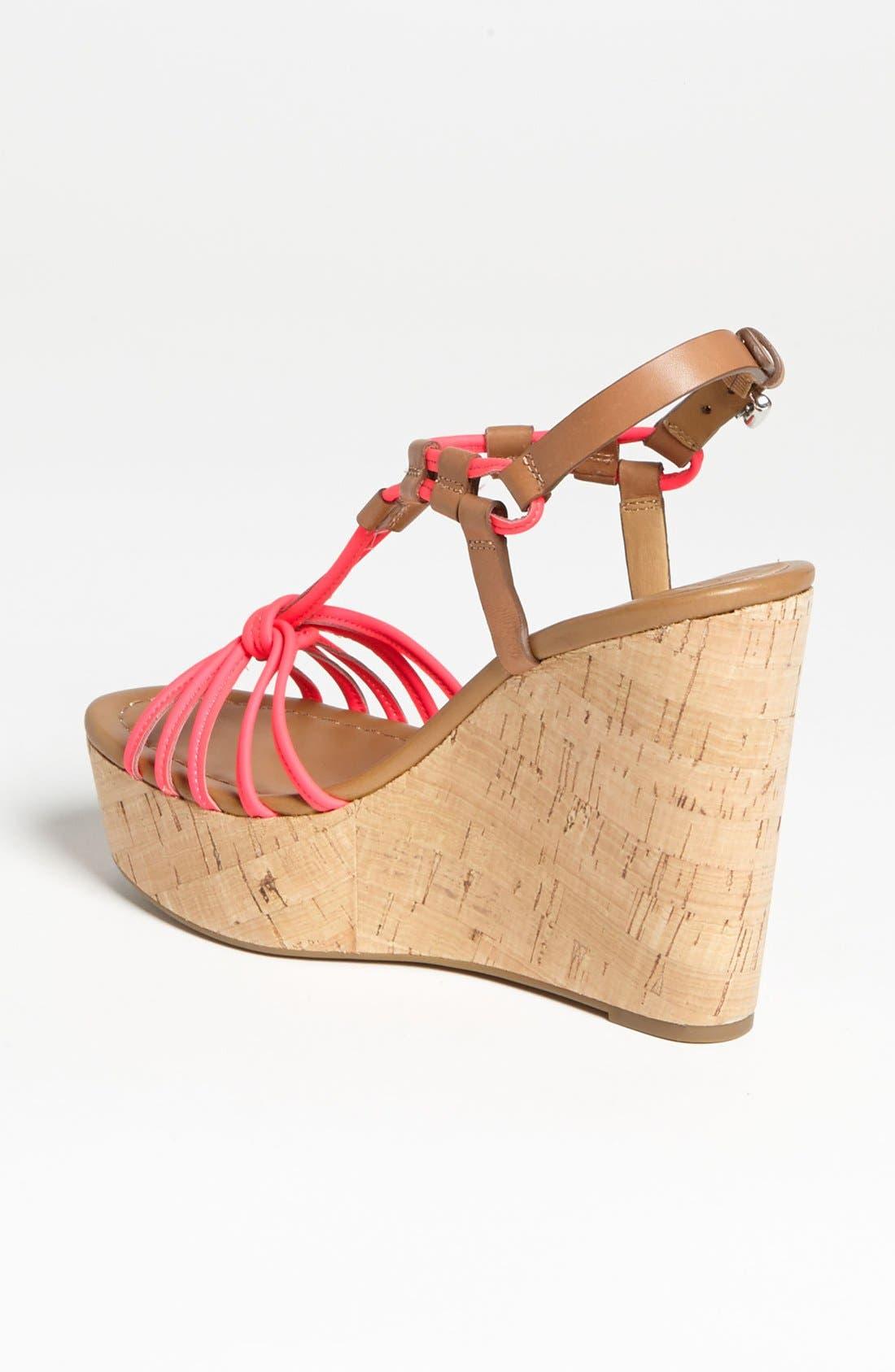 Alternate Image 2  - COACH 'Georgianna' Sandal
