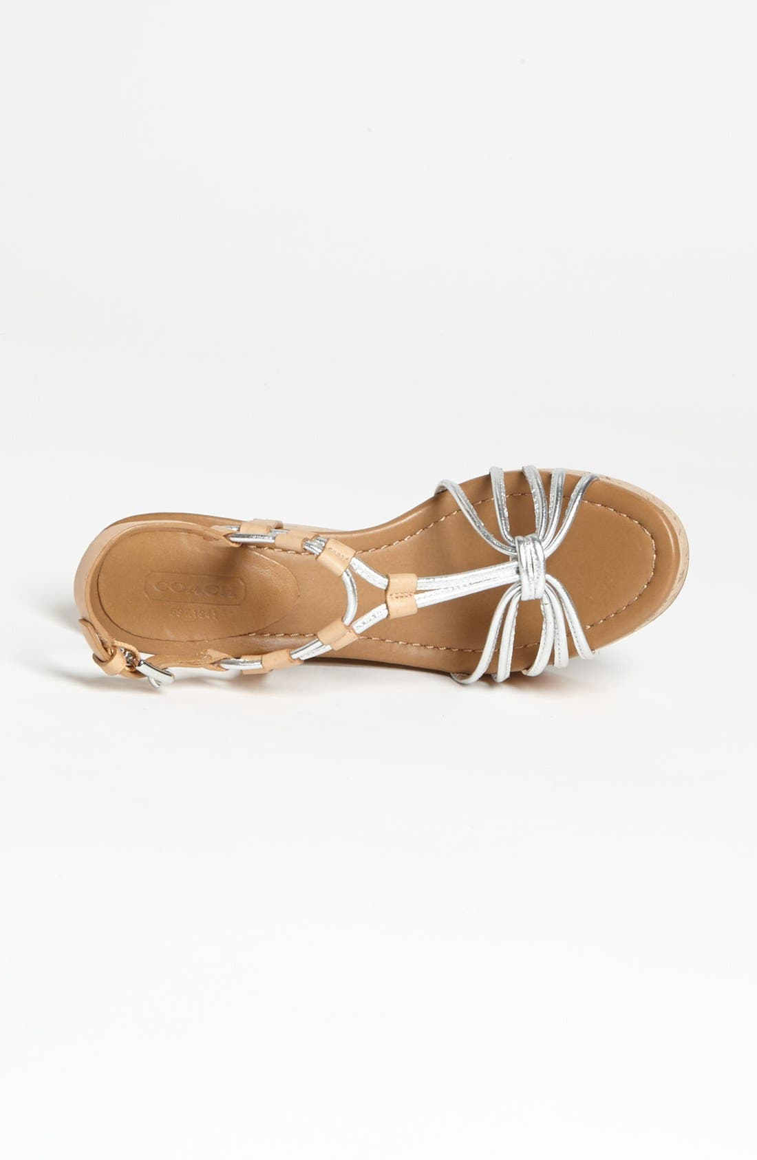 Alternate Image 3  - COACH 'Georgianna' Sandal
