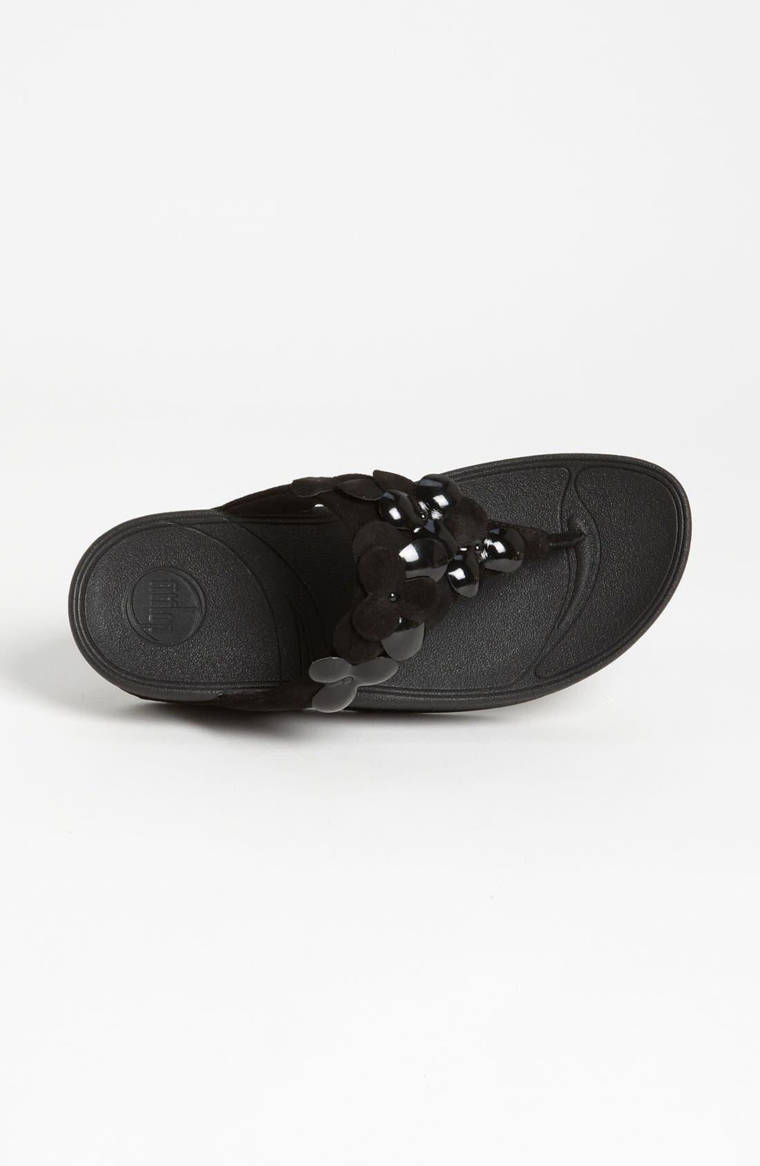 Alternate Image 3  - FitFlop 'Fleur' Sandal