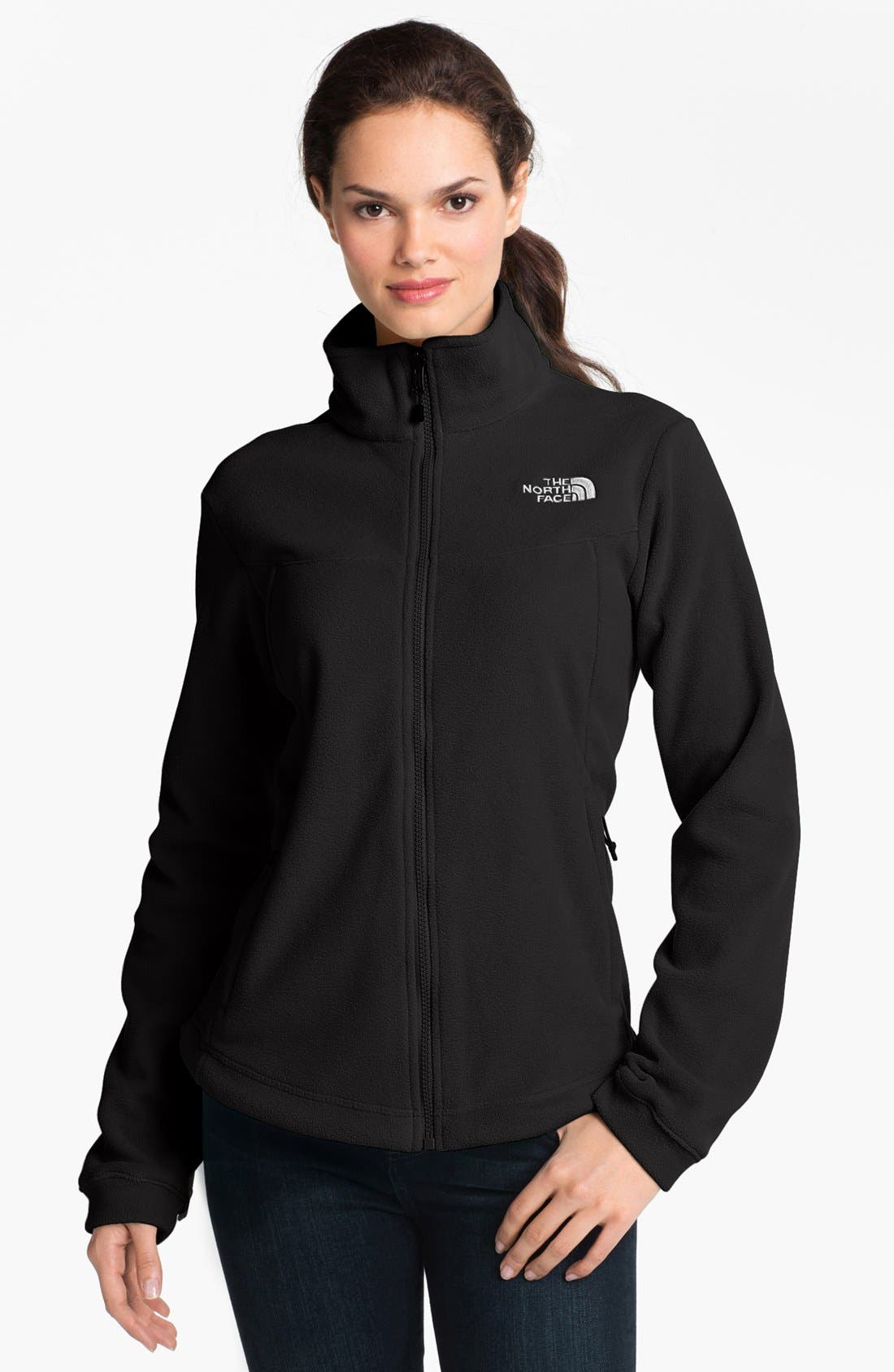 Alternate Image 1 Selected - The North Face 'Salathe' Fleece Jacket