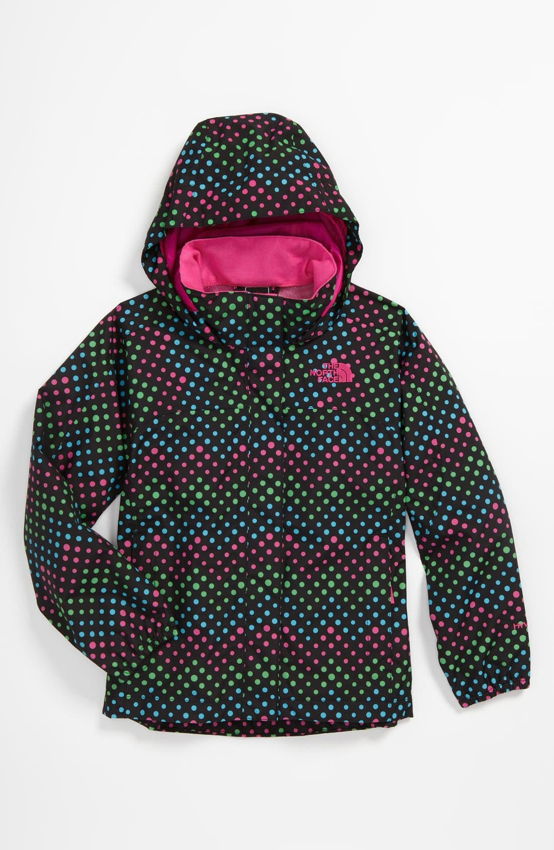 Main Image - The North Face 'Dottie Resolve' Jacket (Little Girls & Big Girls)