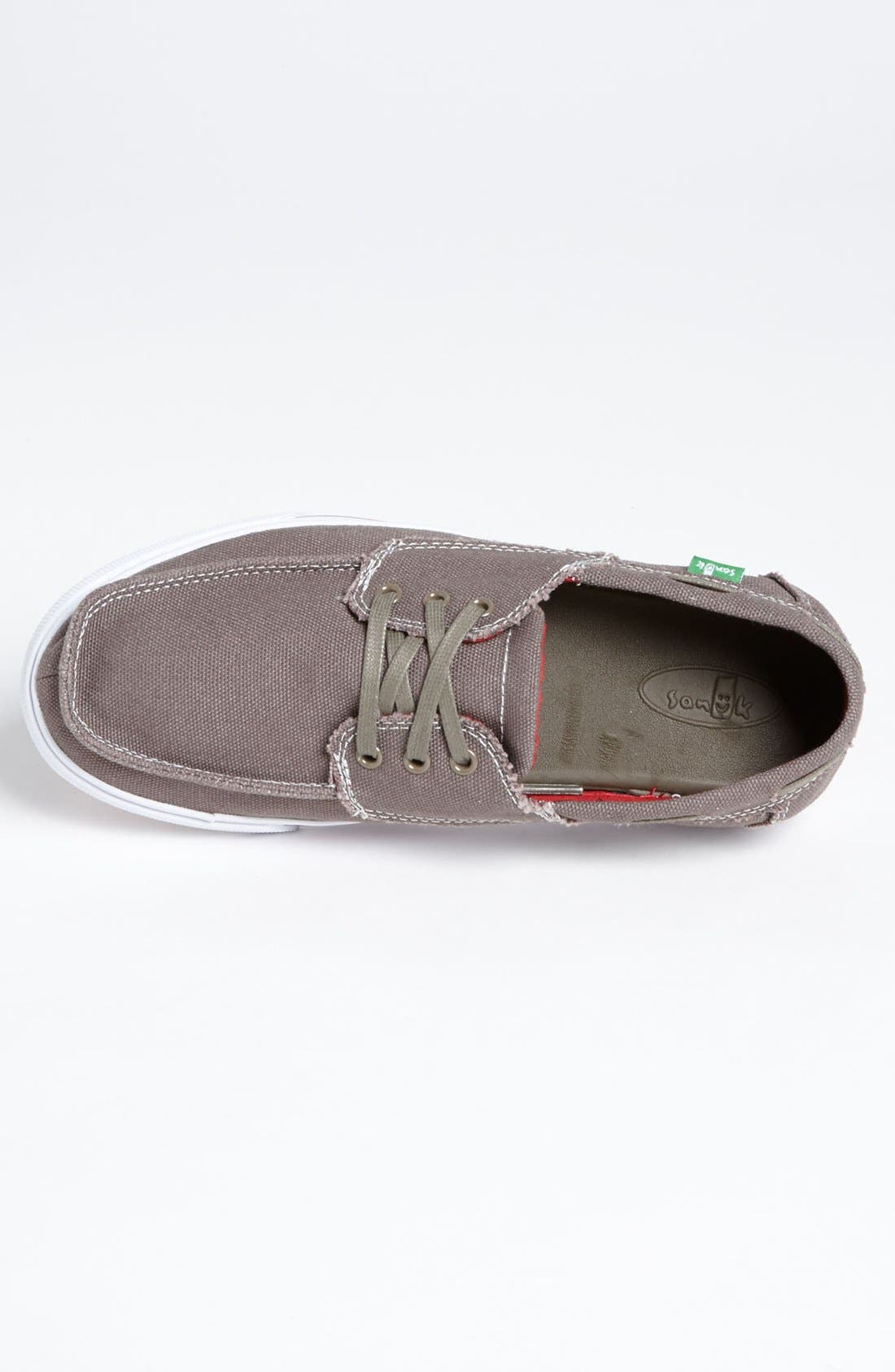 Alternate Image 3  - Sanuk 'Shipwrecked' Sneaker (Men)