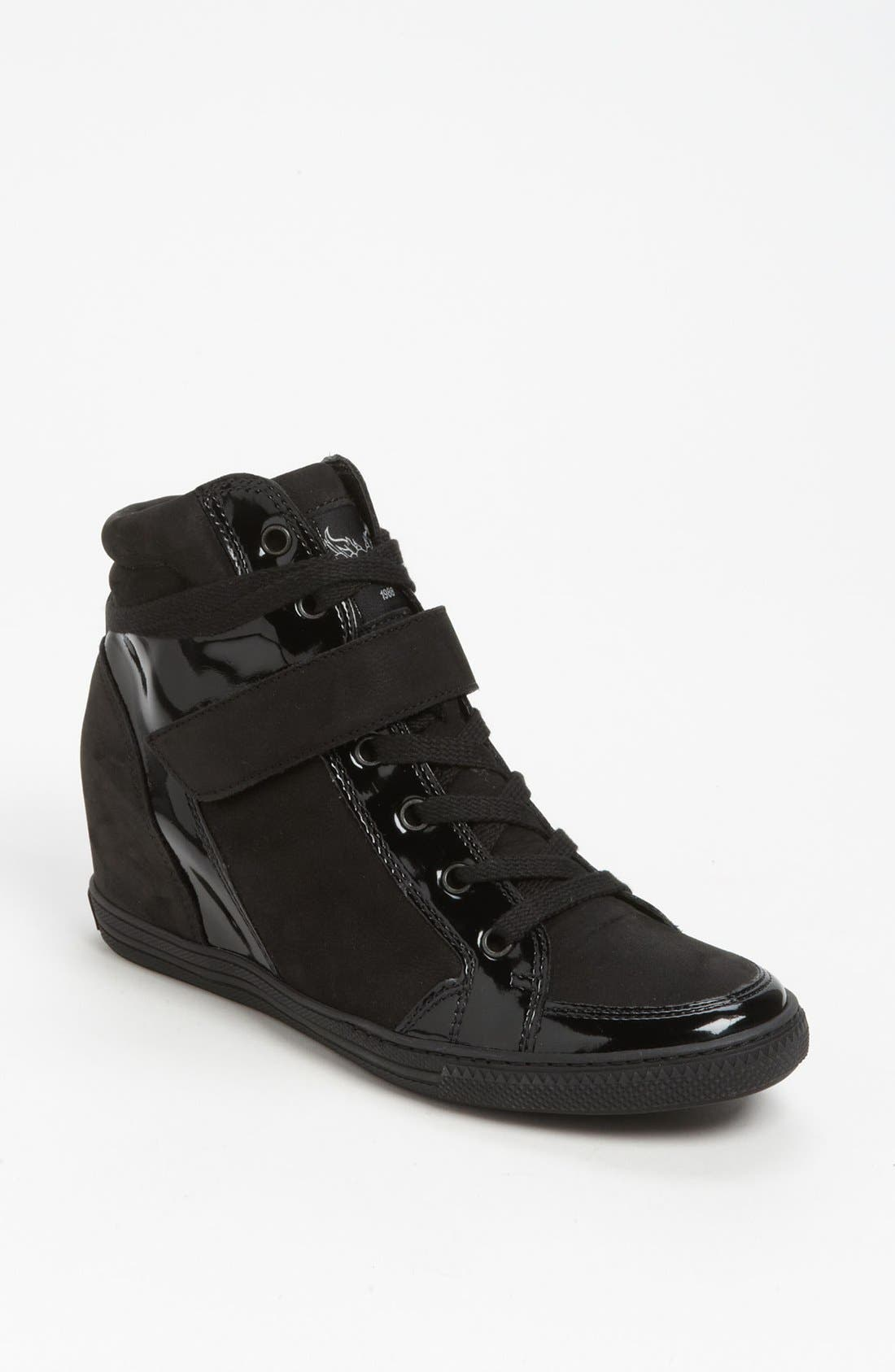 Main Image - Paul Green 'Paris' Hidden Wedge Sneaker