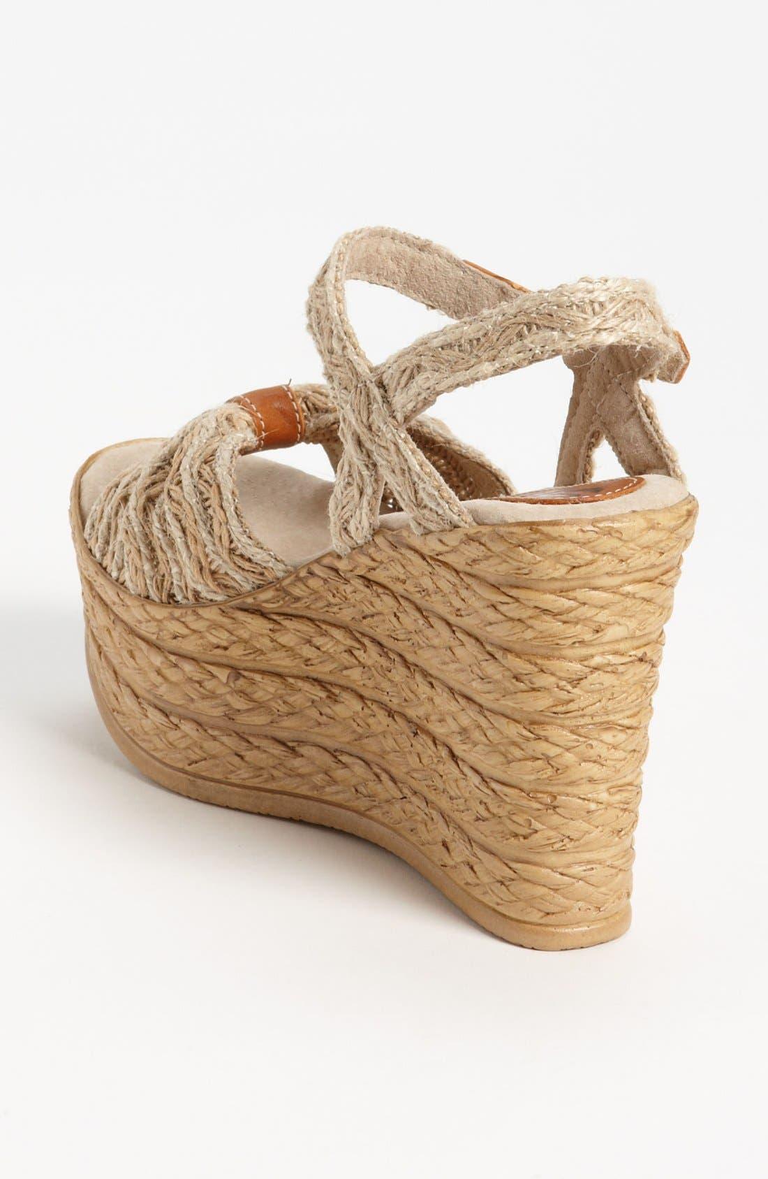 Alternate Image 2  - Sbicca 'Whimsical' Wedge Sandal
