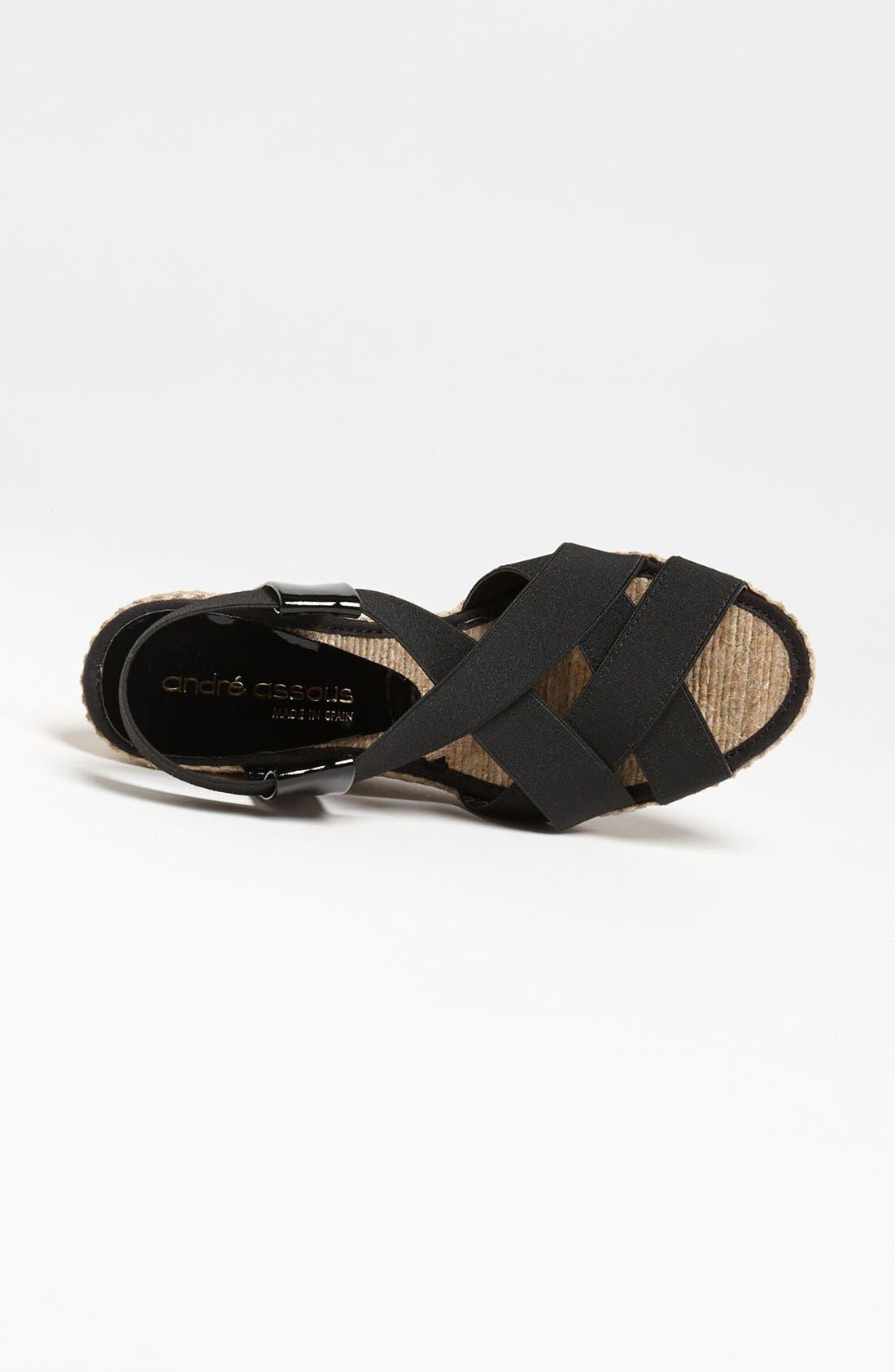 Alternate Image 3  - André Assous 'Josie' Sandal