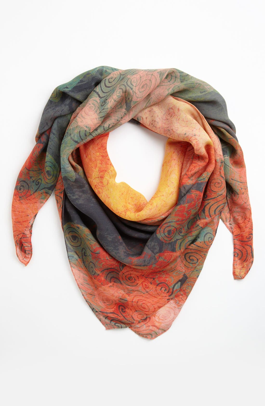 Alternate Image 1 Selected - Front Row Society 'Heat Square' Scarf