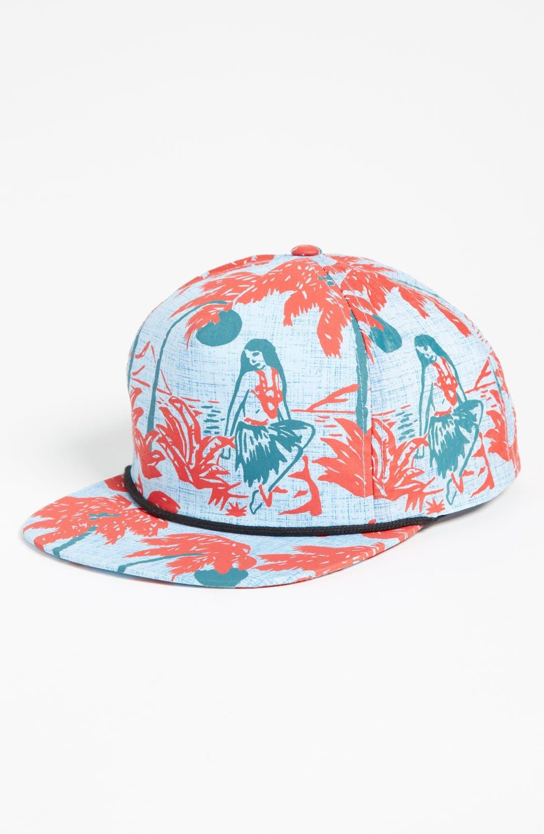 Main Image - Brixton 'Henshaw' Snapback Cap