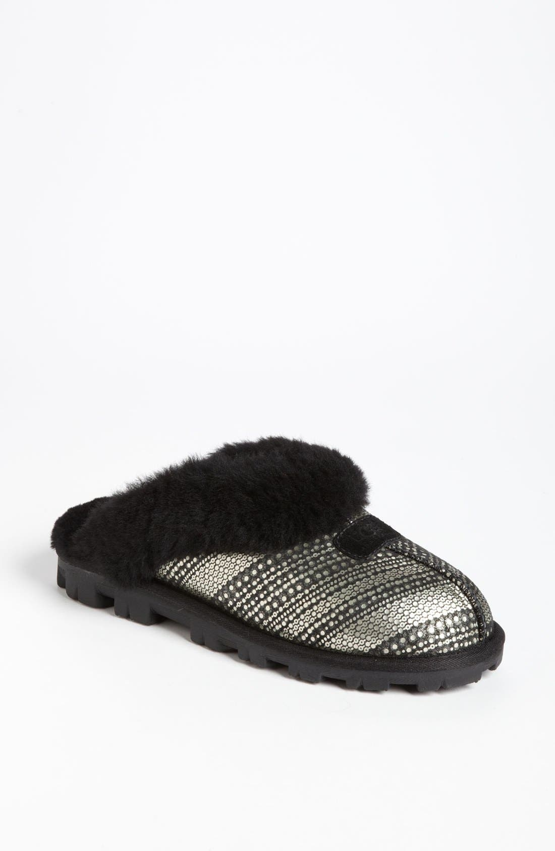 Alternate Image 1 Selected - UGG® Australia 'Coquette' Slipper (Women)