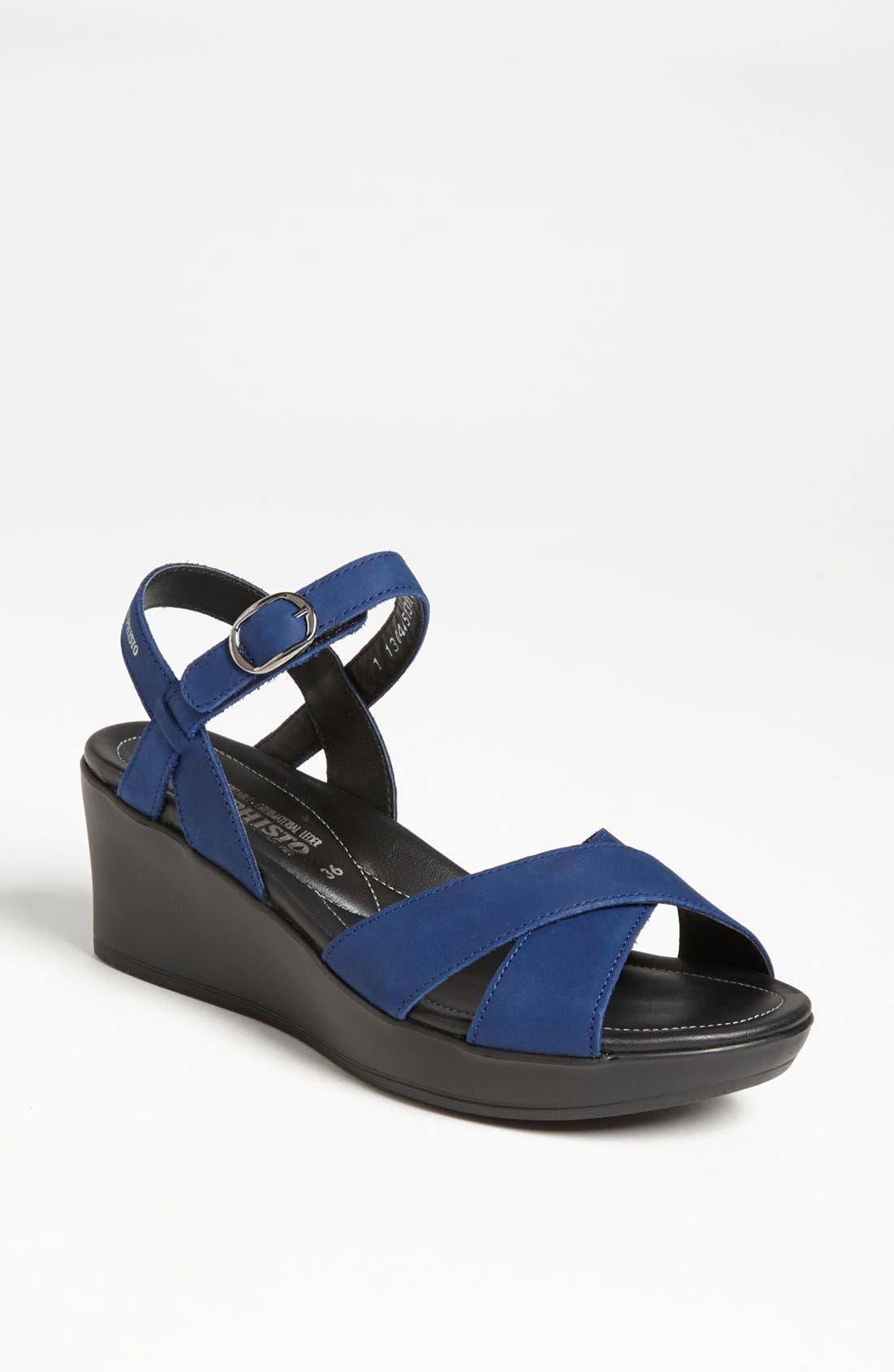 Alternate Image 1 Selected - Mephisto 'Partelia' Sandal