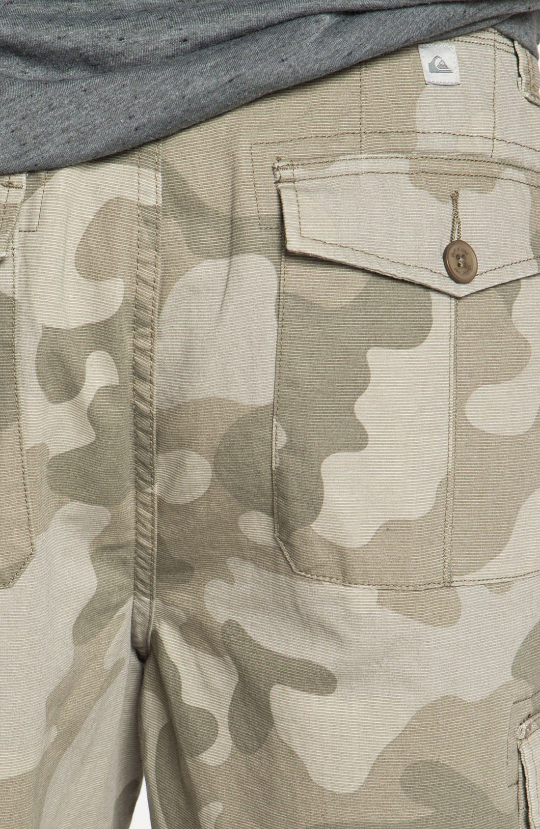 Alternate Image 3  - Quiksilver 'Lost & Found' Cargo Shorts