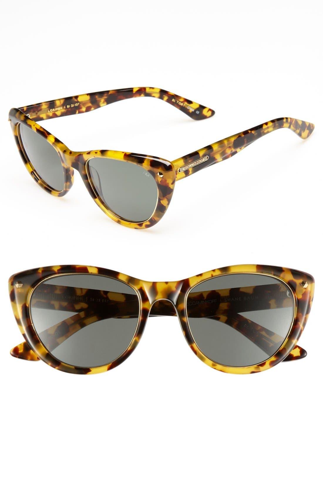 Alternate Image 1 Selected - Rebecca Minkoff 'Lorimer' Sunglasses
