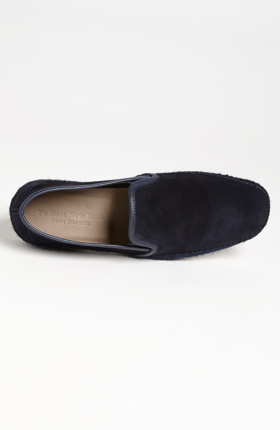 Alternate Image 3  - To Boot New York 'Quentin' Loafer