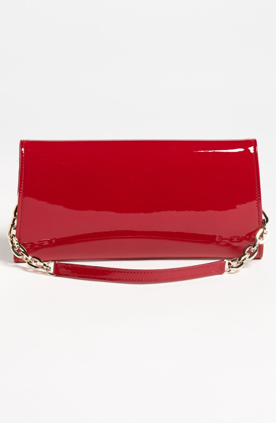 Alternate Image 4  - Jimmy Choo 'Riane' Patent Leather Clutch