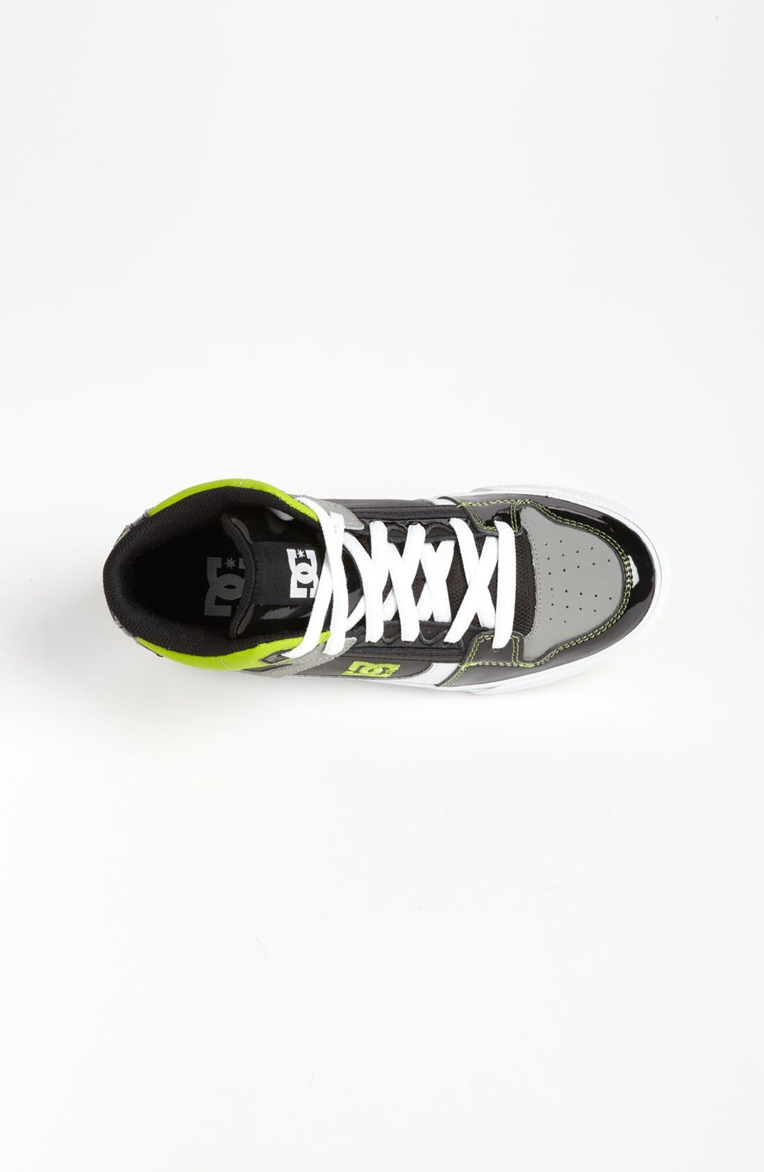 Alternate Image 3  - DC Shoes 'Spartan - Hi' Skate Shoe (Little Kid & Big Kid)