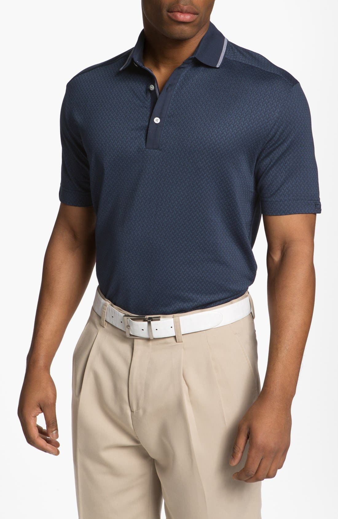 Alternate Image 1 Selected - Cutter & Buck 'Sumner' DryTec Polo (Big & Tall)