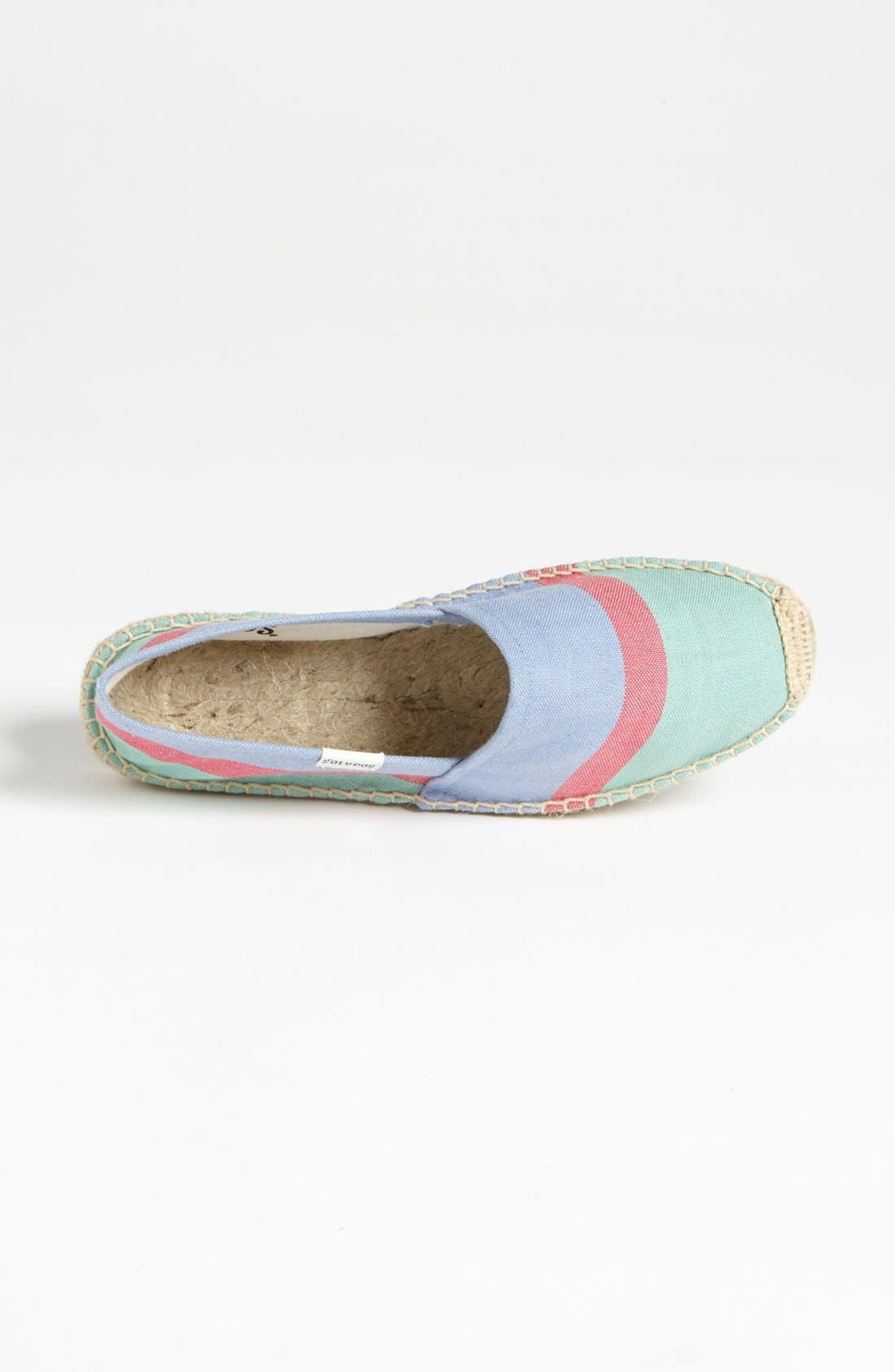 Alternate Image 3  - Soludos Colorblock Slip-On (Women)