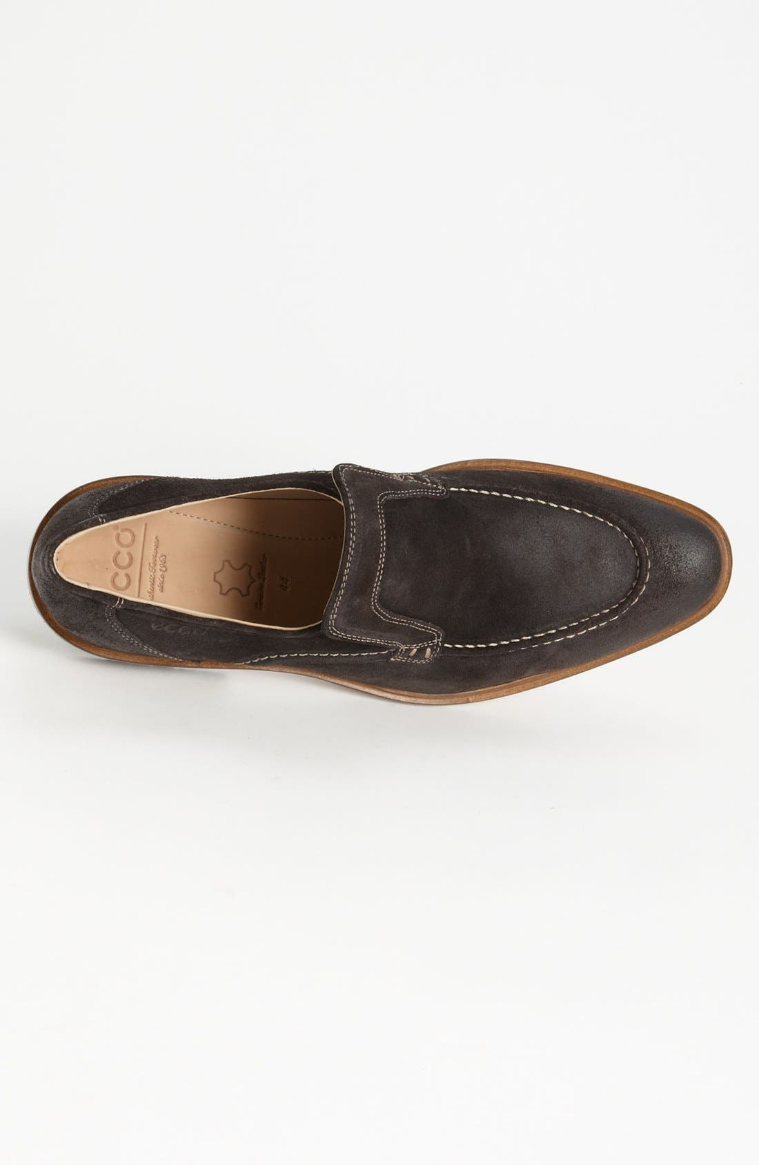 Alternate Image 3  - ECCO 'Pedoso' Venetian Loafer (Men)