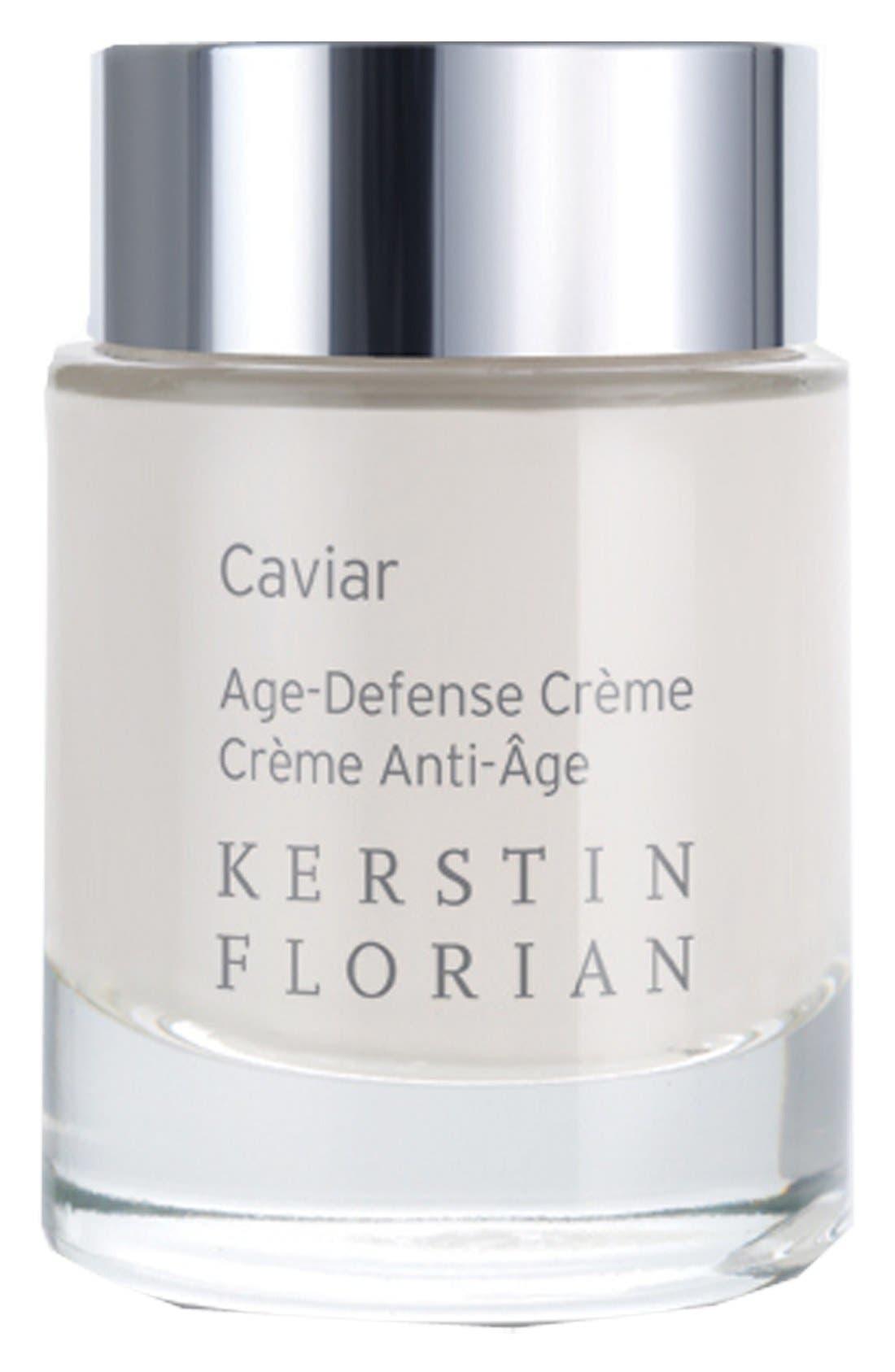 Kerstin Florian Caviar Age-Defense Crème