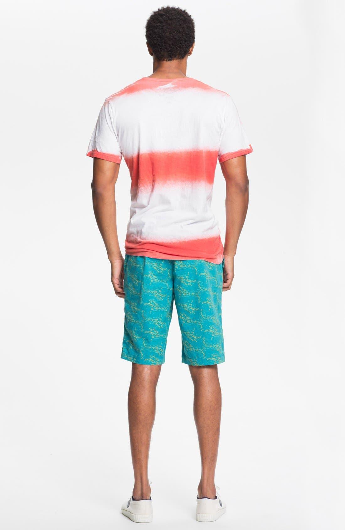 Alternate Image 5  - Altru 'Life®' Dip Dye T-Shirt