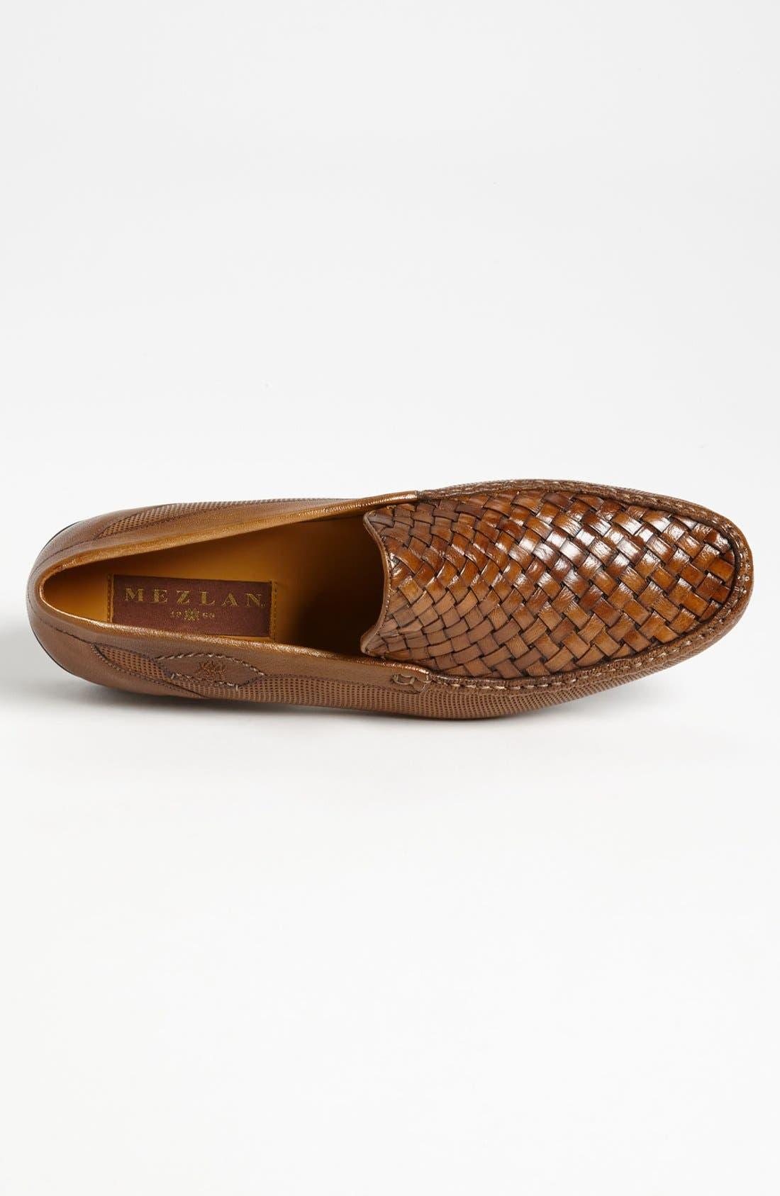 Alternate Image 3  - Mezlan 'Naldo' Woven Driving Shoe