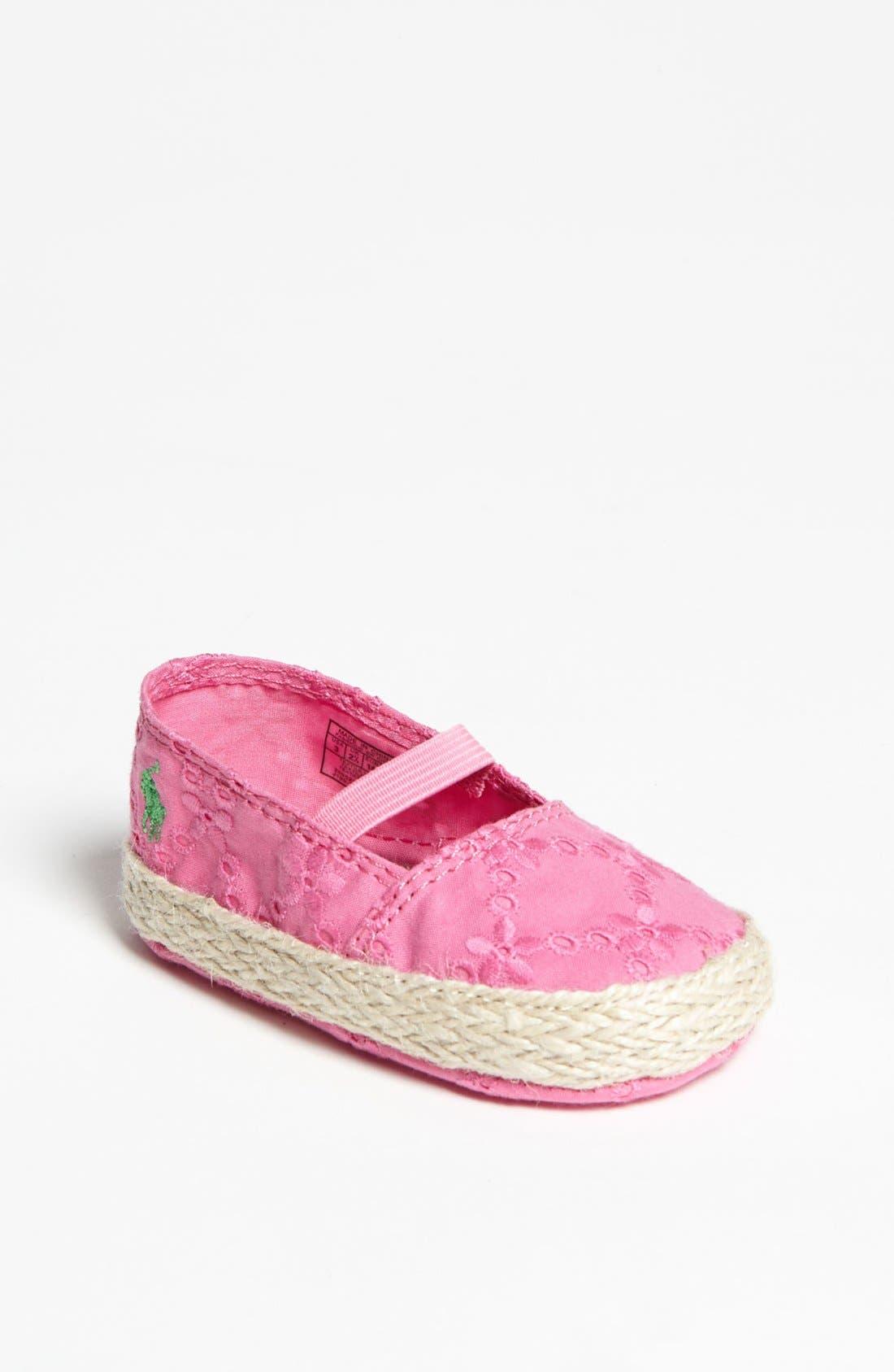Main Image - Ralph Lauren Layette Slip-On (Baby)