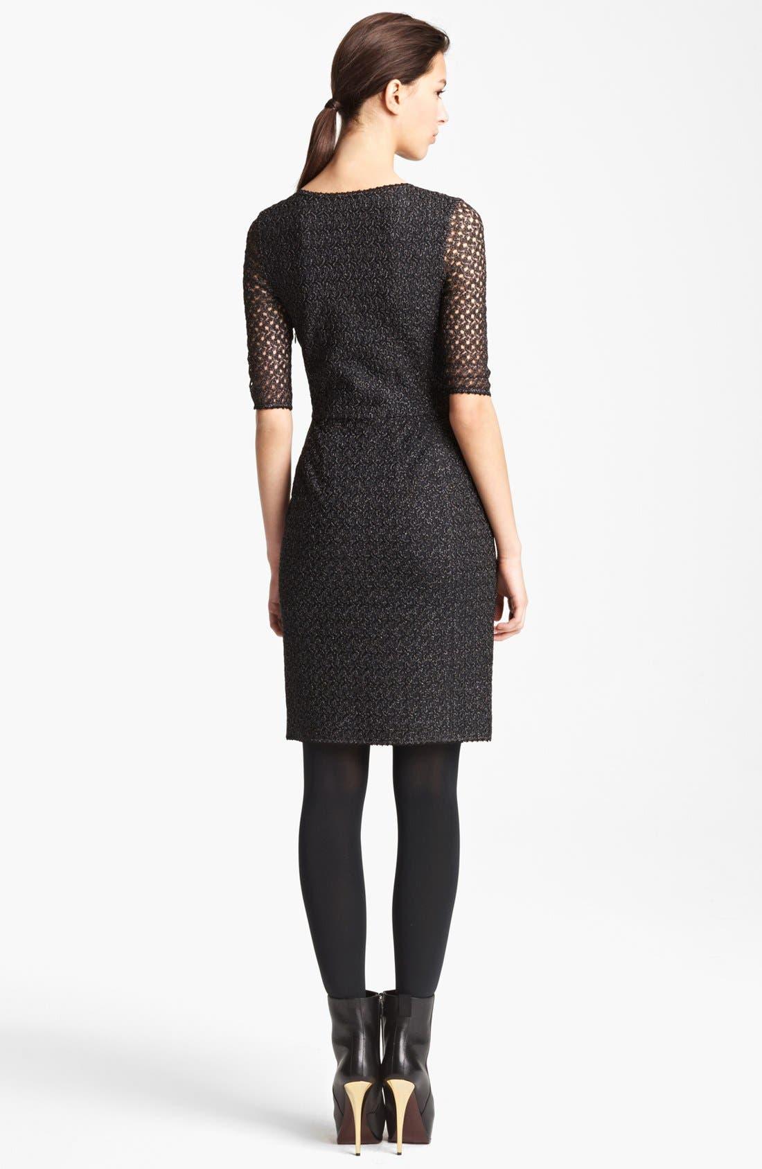 Alternate Image 2  - Missoni Elbow Sleeve Dress