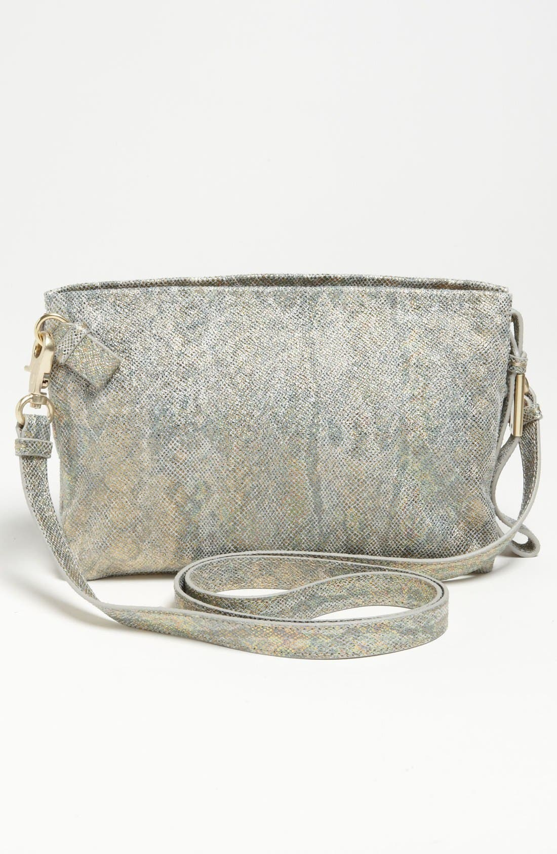 Alternate Image 4  - Foley + Corinna 'Cache Day' Leather Crossbody Clutch