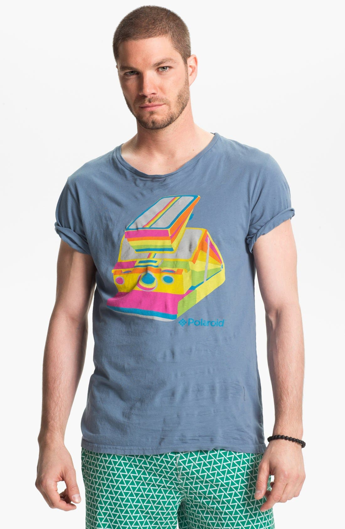 Alternate Image 1 Selected - Altru 'Polaroid' Graphic T-Shirt
