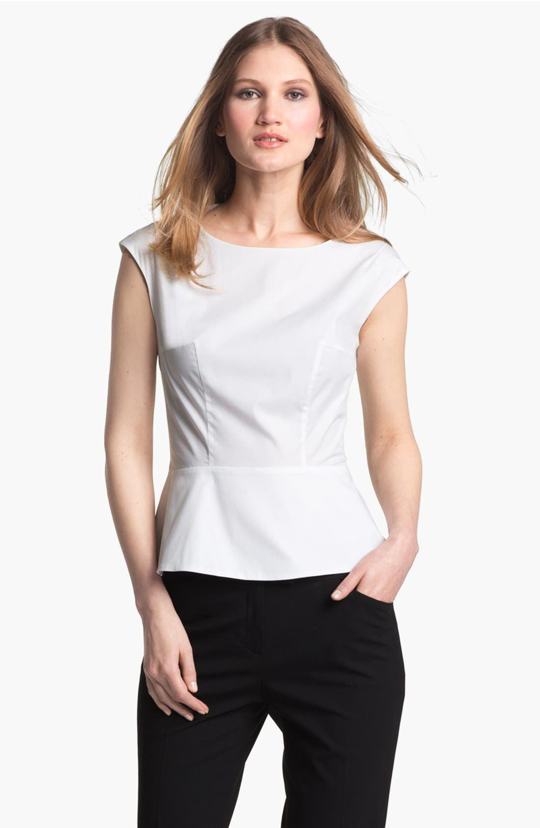 Alternate Image 1 Selected - BOSS HUGO BOSS 'Ipepla' Blouse